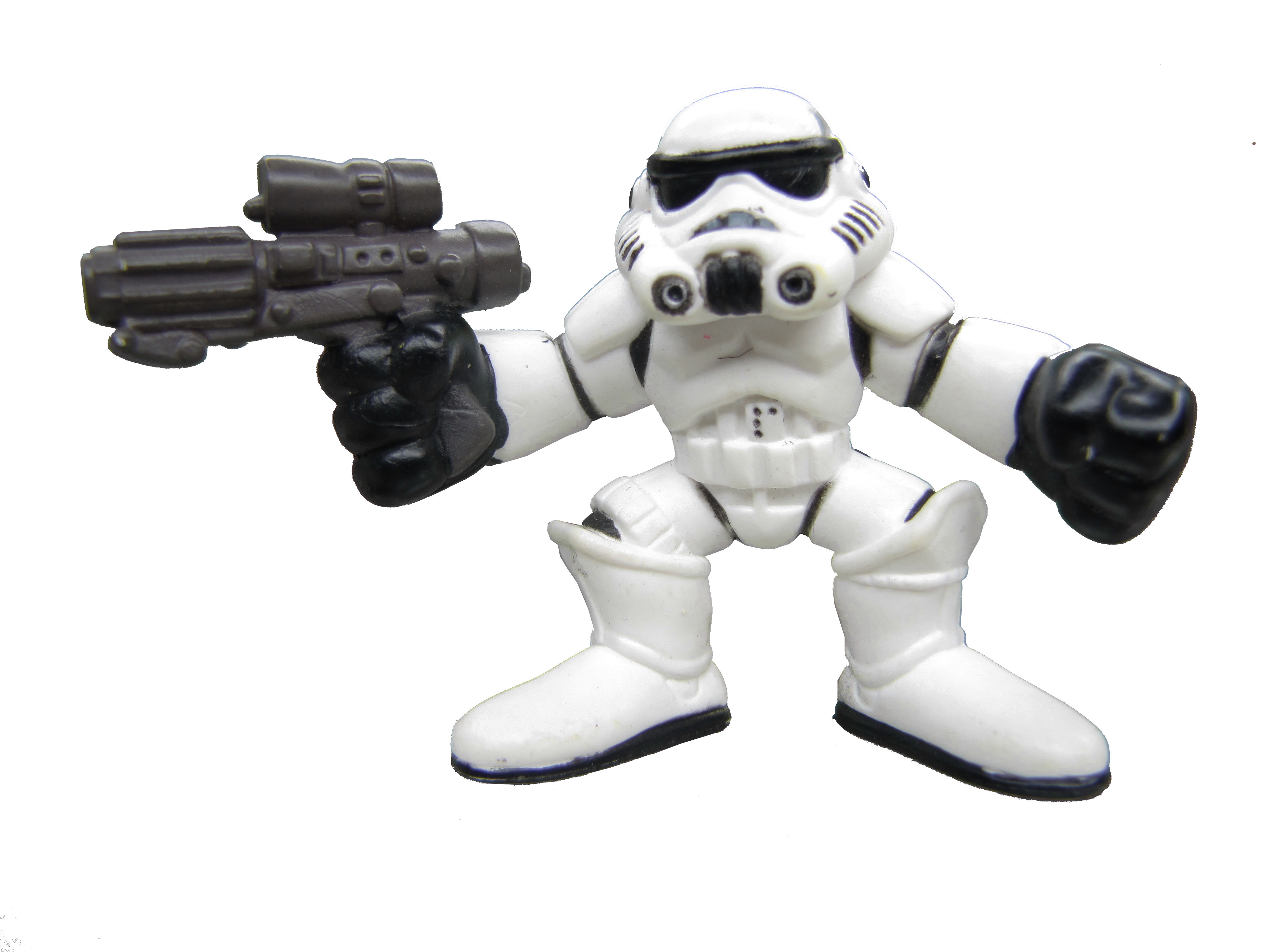 Star Wars Galactic Heroes ENDOR ATTACK STORMTROOPER Complete
