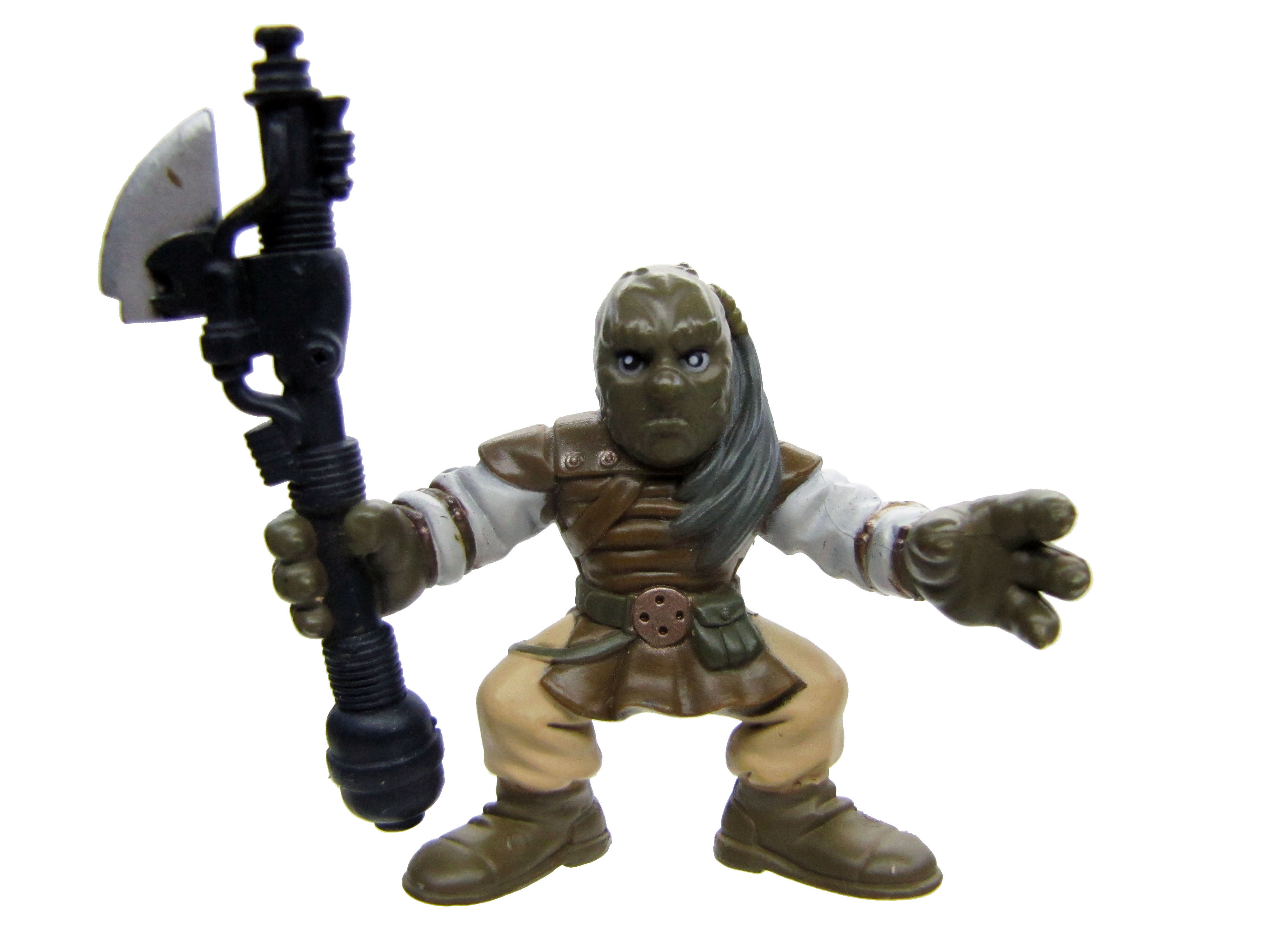 Star Wars Galactic Heroes JABBA'S SKIFF PIT OF CARKOON WEEQUAY