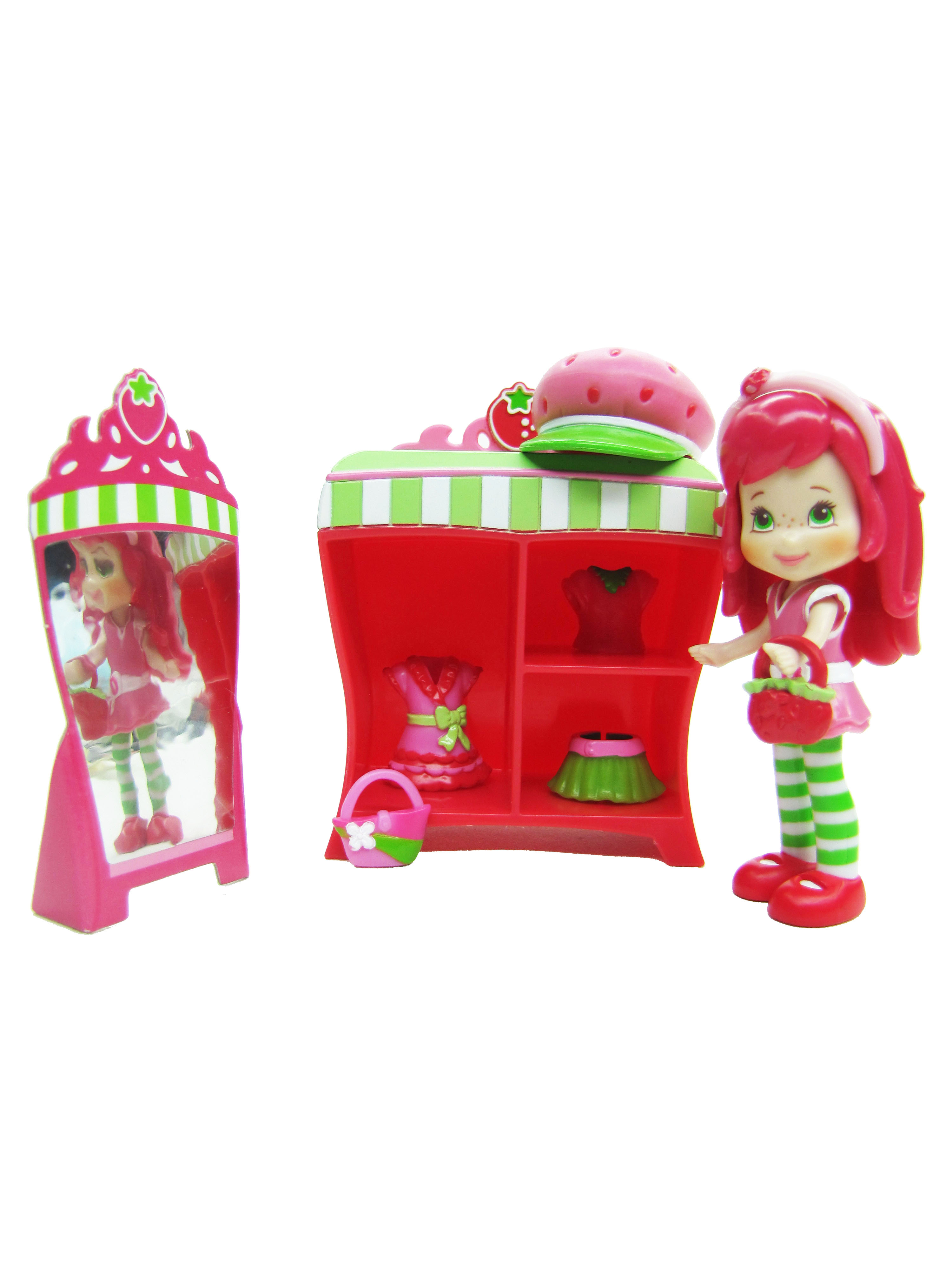 Strawberry Shortcake Berry Stylish Complete