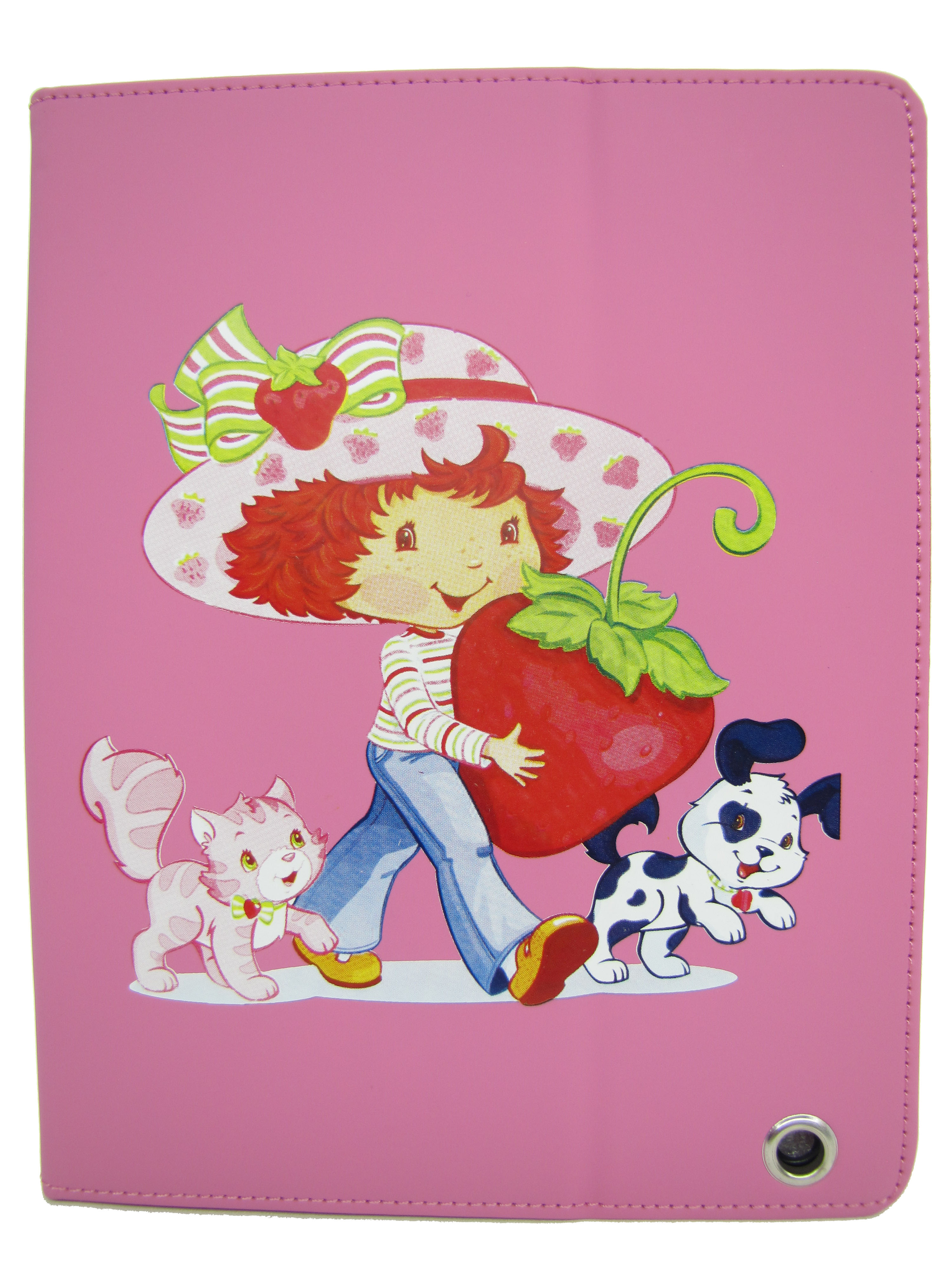 Strawberry Shortcake IPad 2 Case Cover NEW