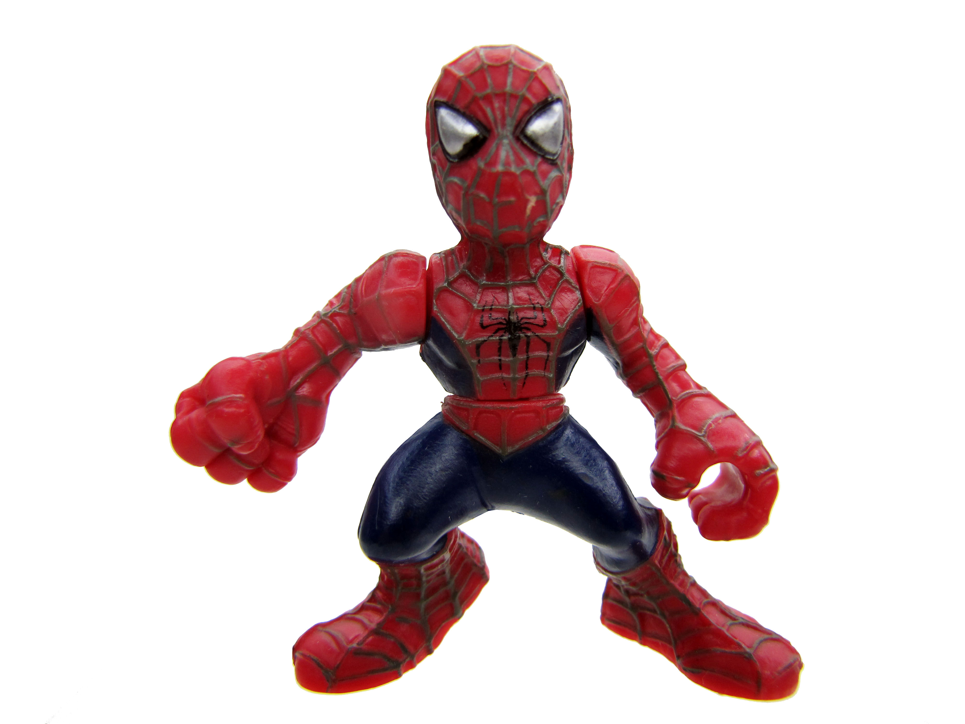 Marvel Super Hero Squad Bank Heist Battleground Spider-Man