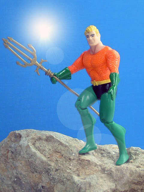 DC Super Powers Aquaman Complete