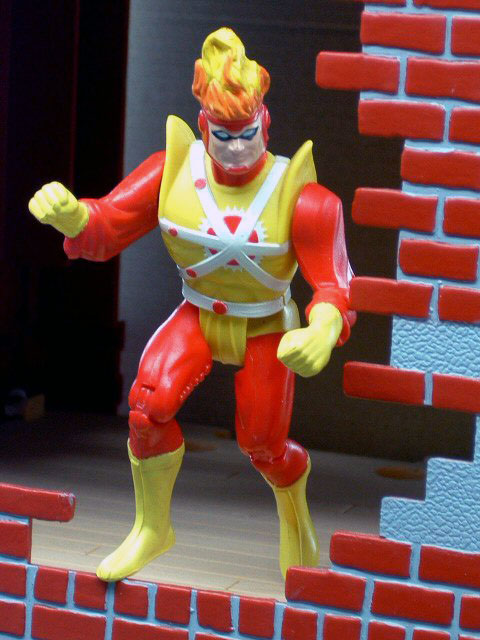 DC Super Powers Firestorm Complete