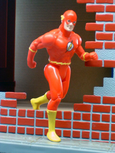 DC Super Powers Flash Complete