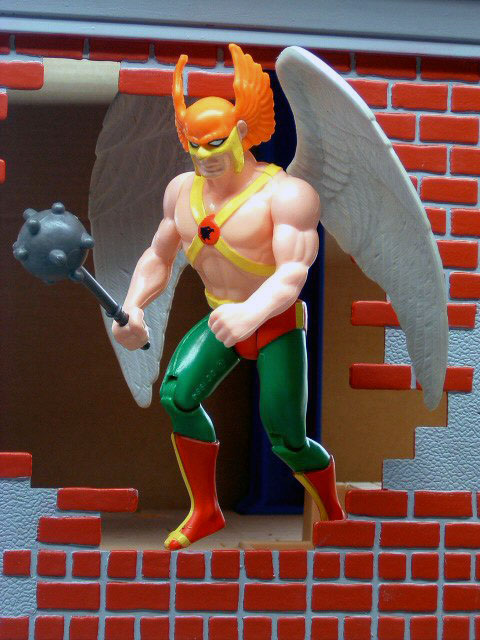 DC Super Powers Hawkman Complete
