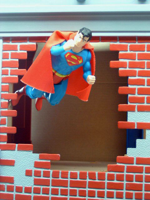 DC Super Powers Superman Complete