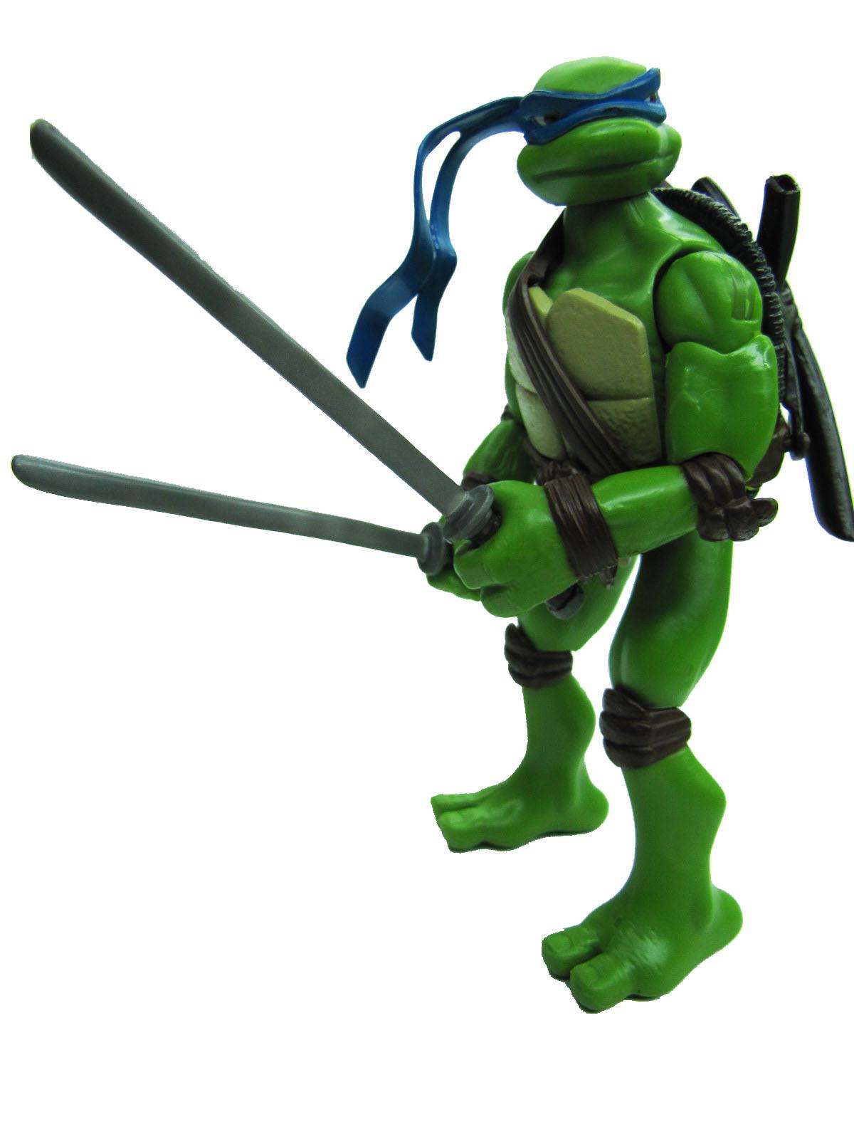 Teenage Muntant Ninja Turtles Tmnt Leonardo Complete My