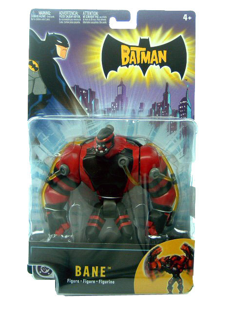 The Batman Bane Mint on Card