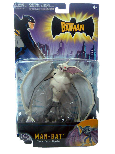The Batman Man-Bat Mint on Card