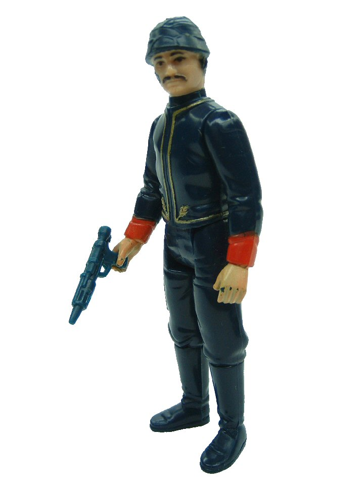 1981 Star Wars BESPIN SECURITY GUARD II Complete