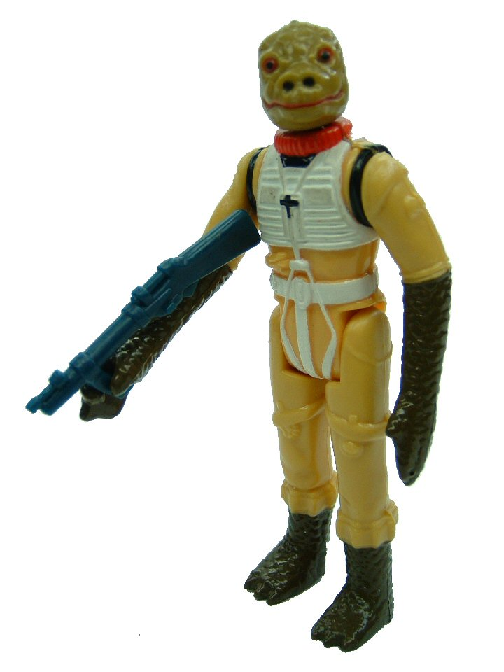 1980 Star Wars BOSSK BOUNTY HUNTER Complete