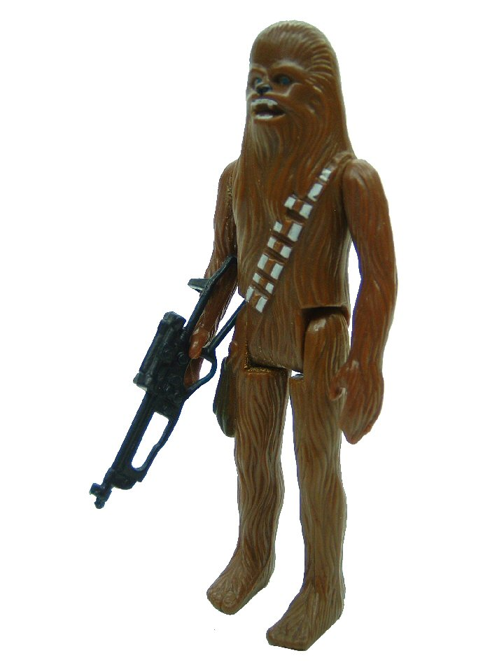 1977 Star Wars CHEWBACCA Complete