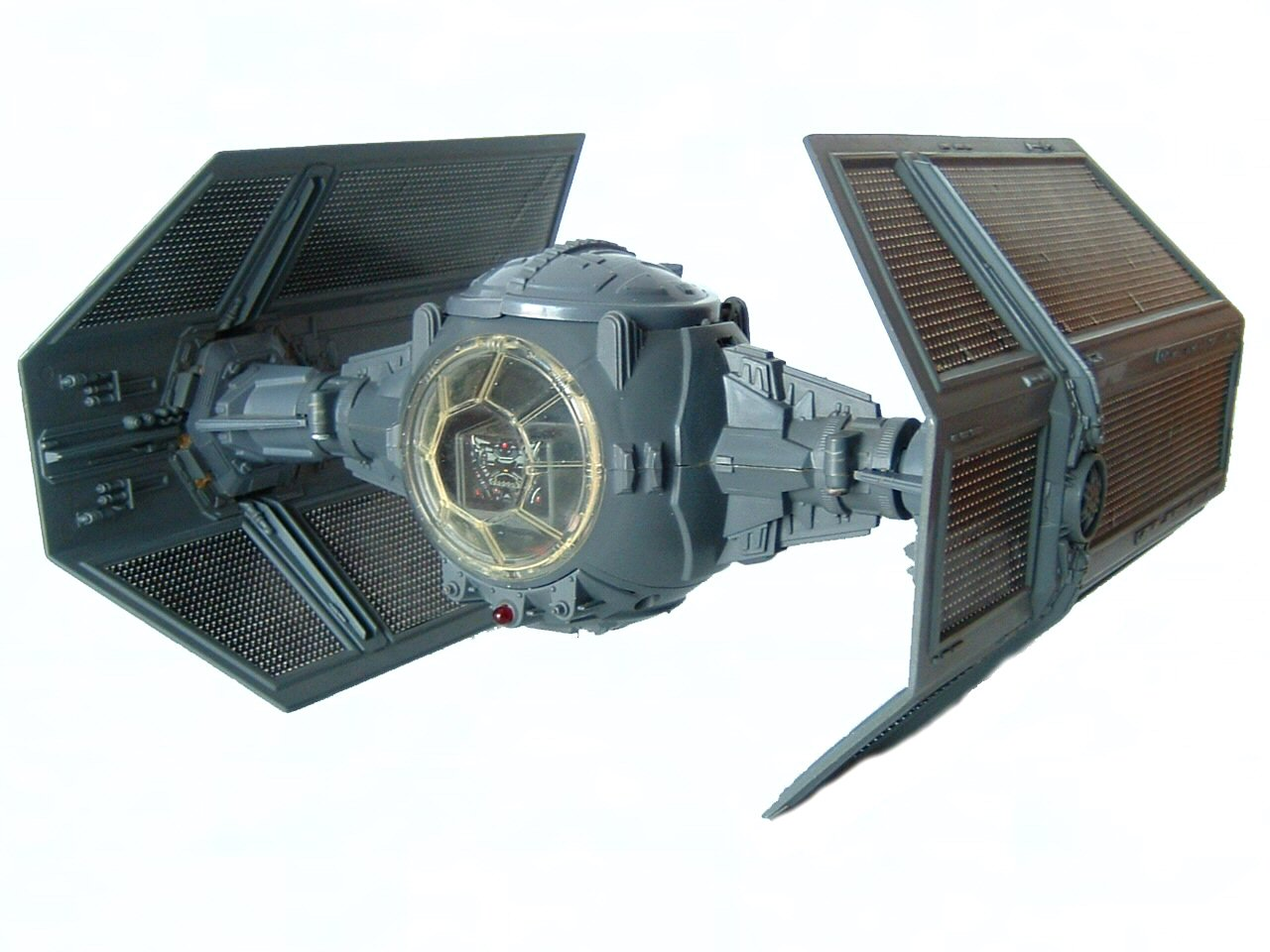 1978 Star Wars DARTH VADER TIE FIGHTER Complete