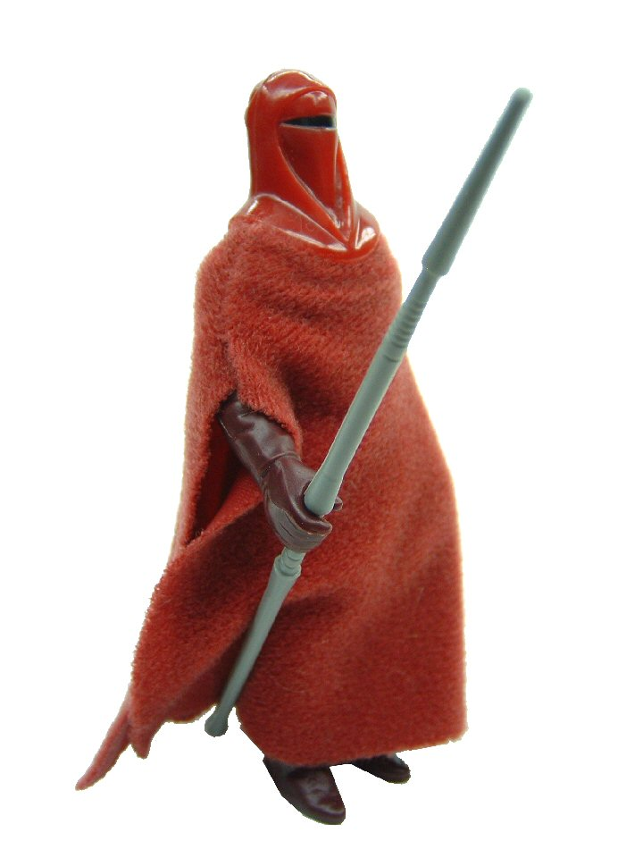 1983 Star Wars EMPEROR'S ROYAL GUARD Complete
