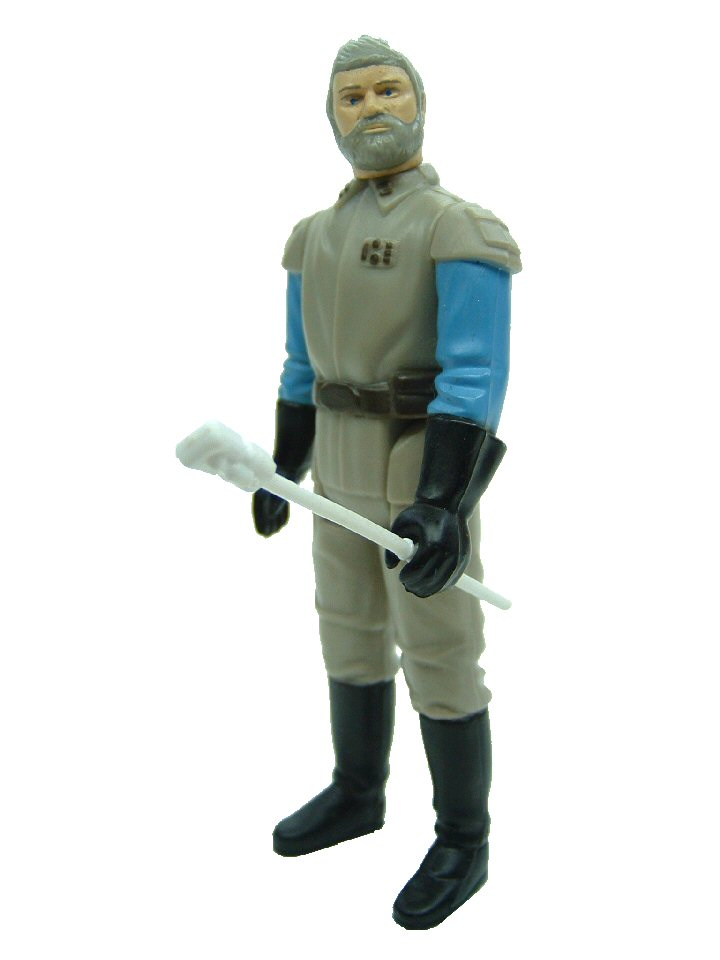 1983 Star Wars GENERAL MADINE Complete