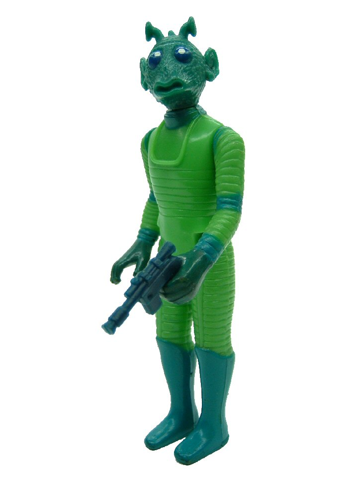 1978 Star Wars GREEDO Complete