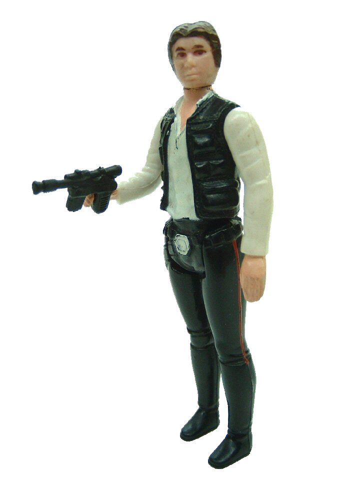 1977 Star Wars HAN SOLO Complete