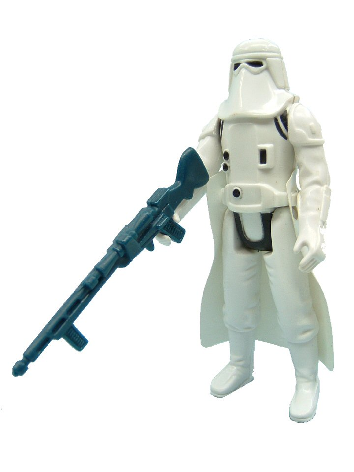 1980 Star Wars IMPERIAL STORMTROOPER HOTH BATTLE GEAR Complete