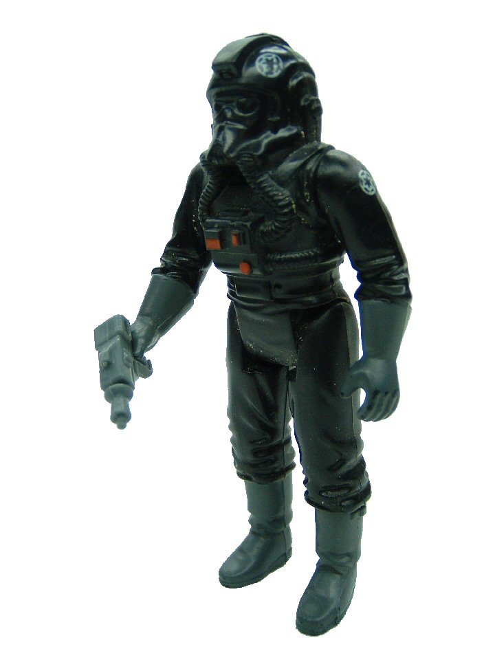 1982 Star Wars IMPERIAL TIE FIGHTER PILOT Complete
