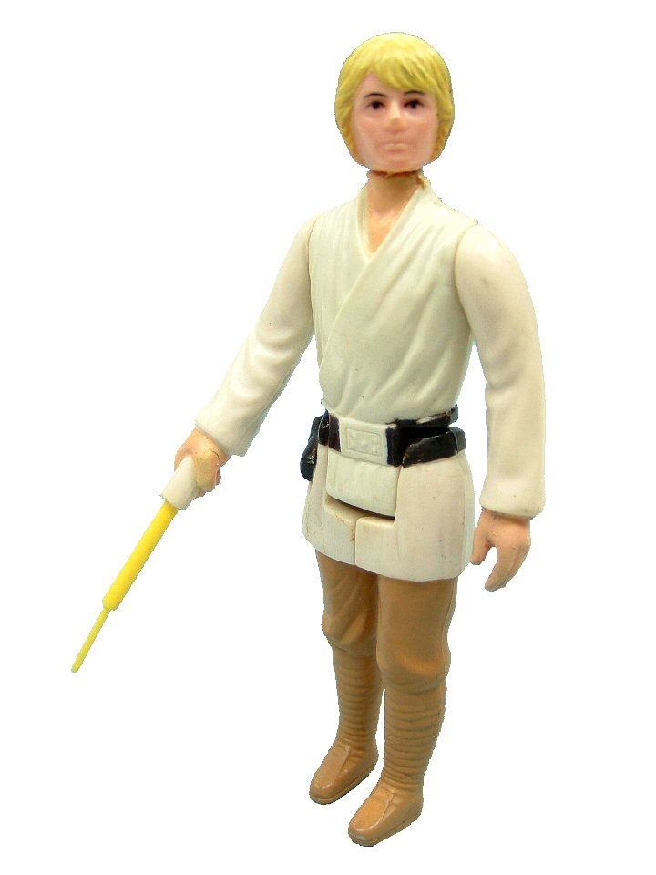 1977 Star Wars LUKE SKYWALKER Complete