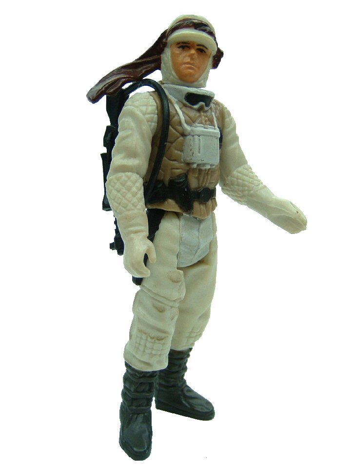 1980 Star Wars LUKE SKYWALKER HOTH BATTLE GEAR Complete