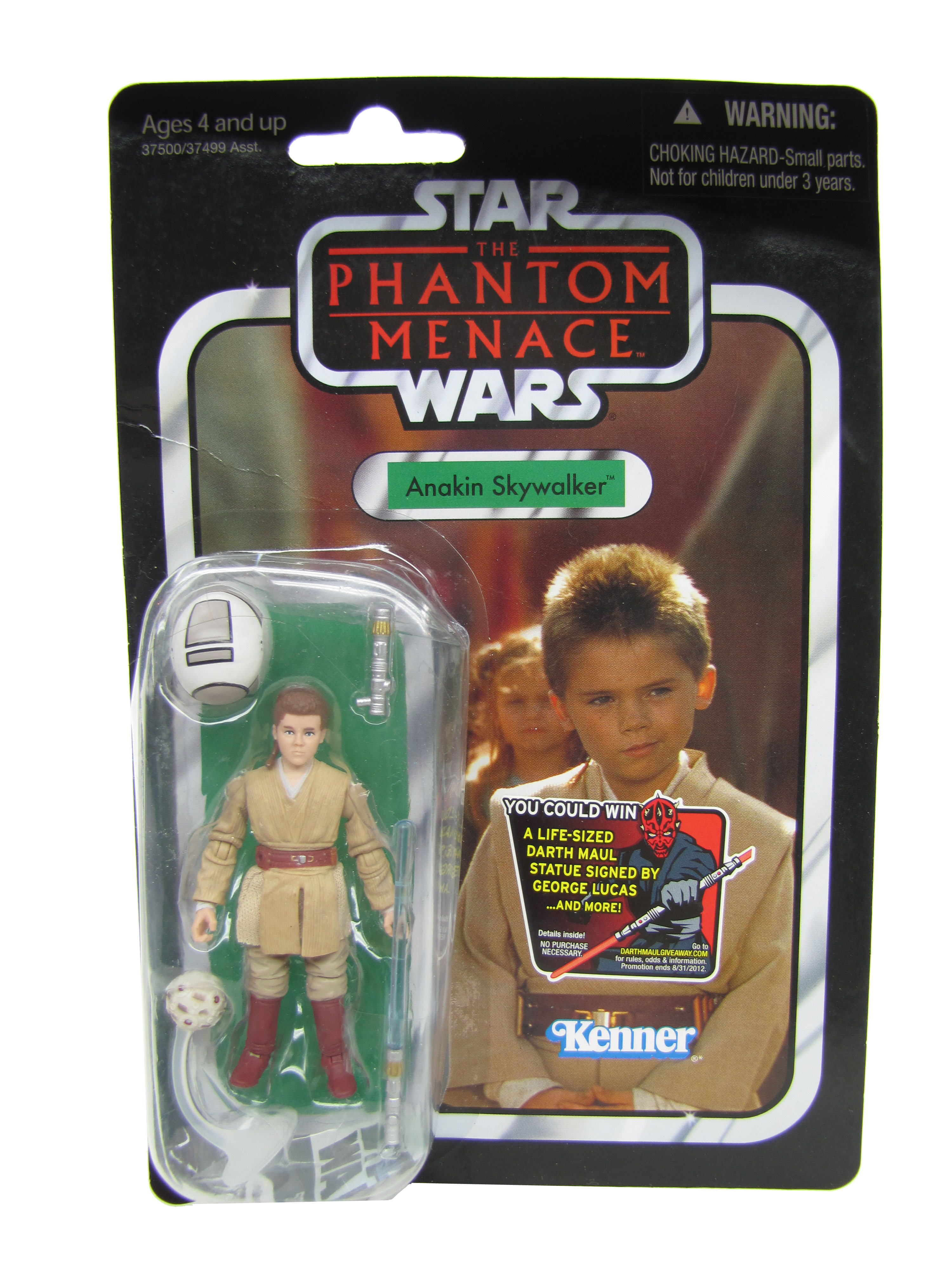 2012 Star Wars Vintage Collection TPM ANAKIN SKYWALKER PADAWAN
