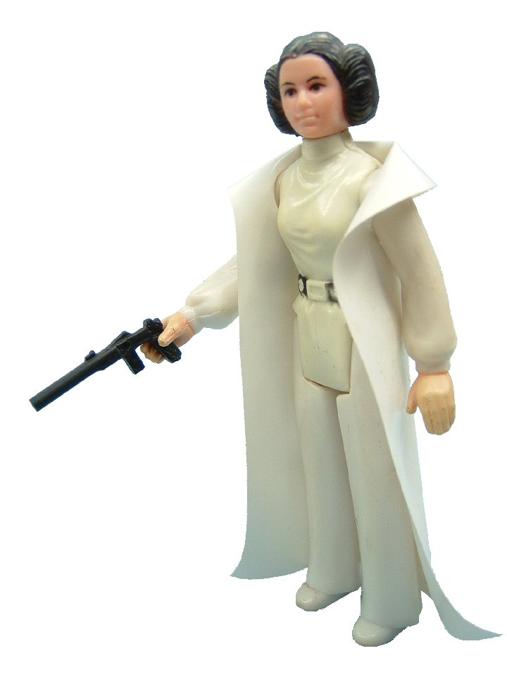 1977 Star Wars PRINCESS LEIA ORGANA Complete