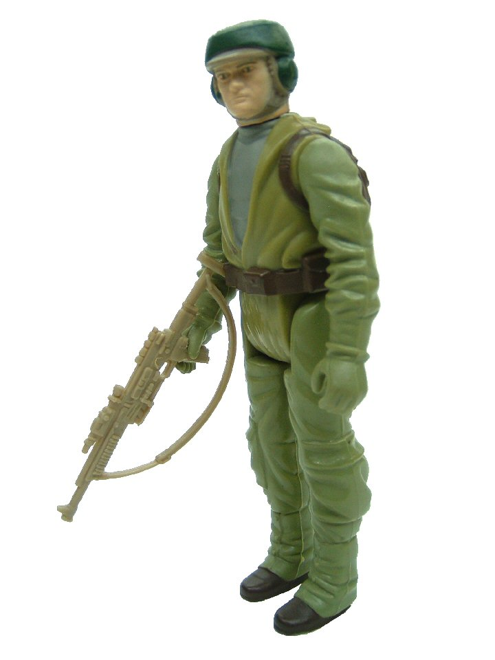 1983 Star Wars REBEL COMMANDO Complete