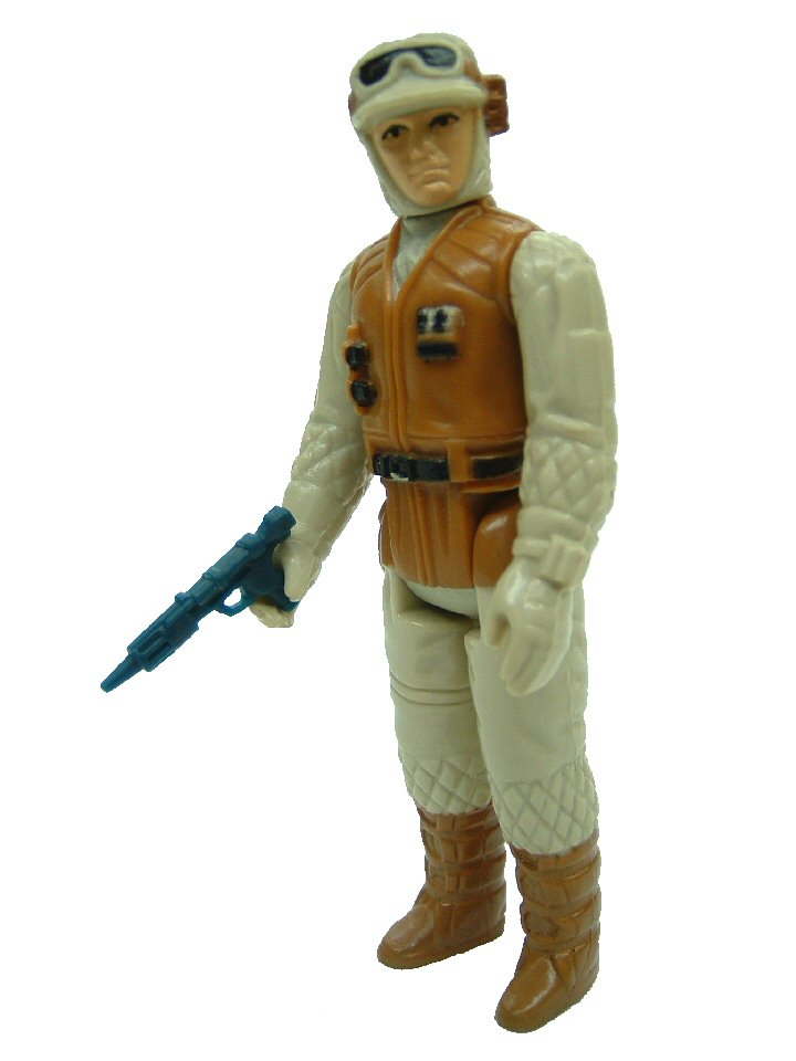 1980 Star Wars REBEL SOLDIER HOTH BATTLE GEAR Complete