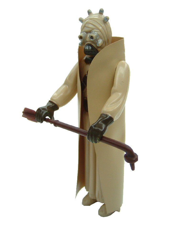 1977 Star Wars TUSKEN RAIDER SAND PEOPLE Complete