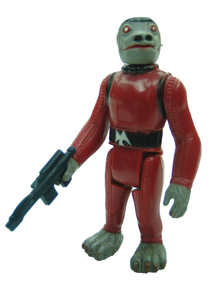 1978 Star Wars SNAGGLETOOTH Complete