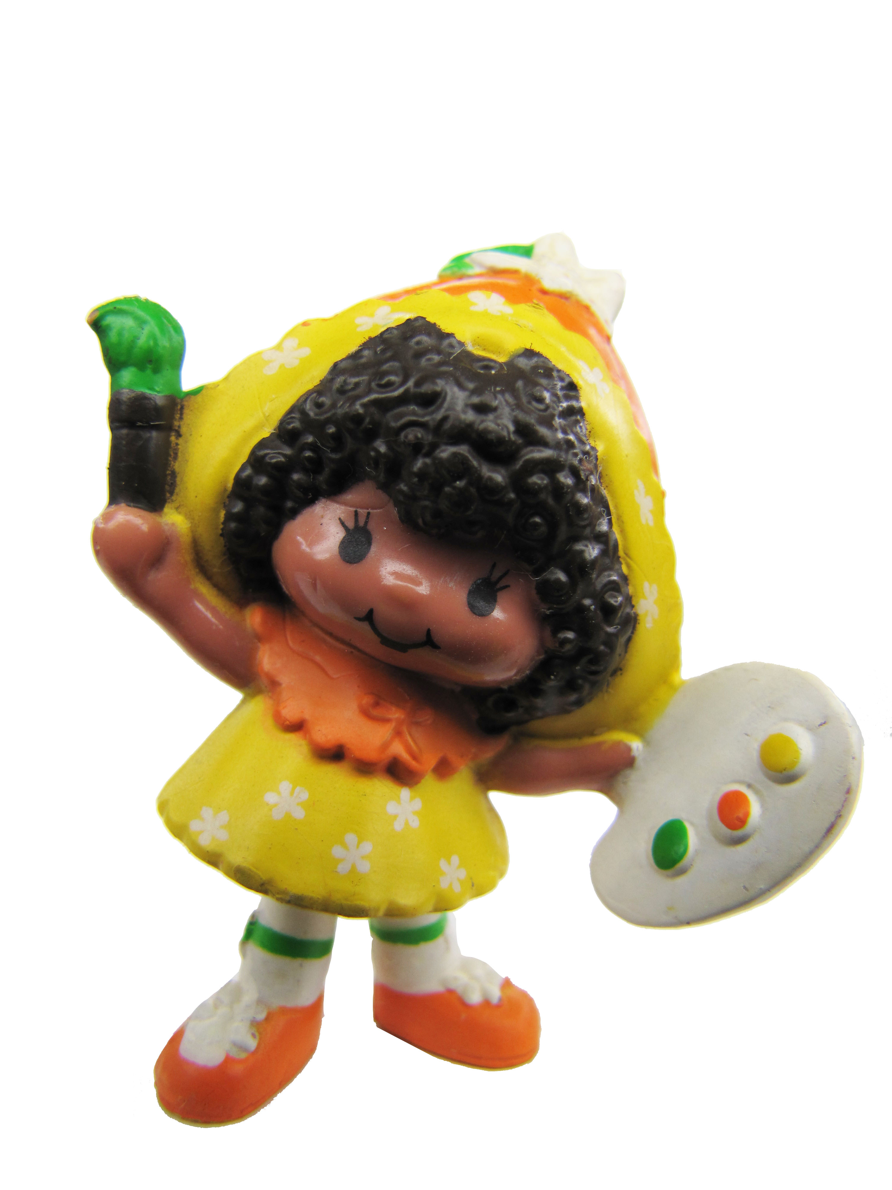 Vintage Strawberry Shortcake Orange Blossom Painter