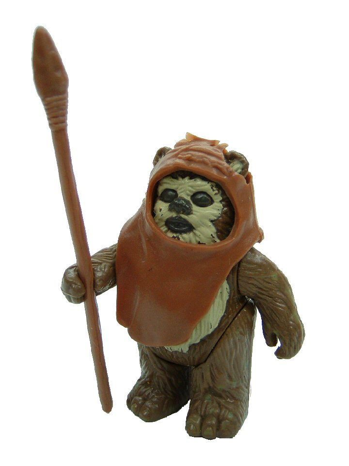 1984 Star Wars WICKET W. WARRICK Complete