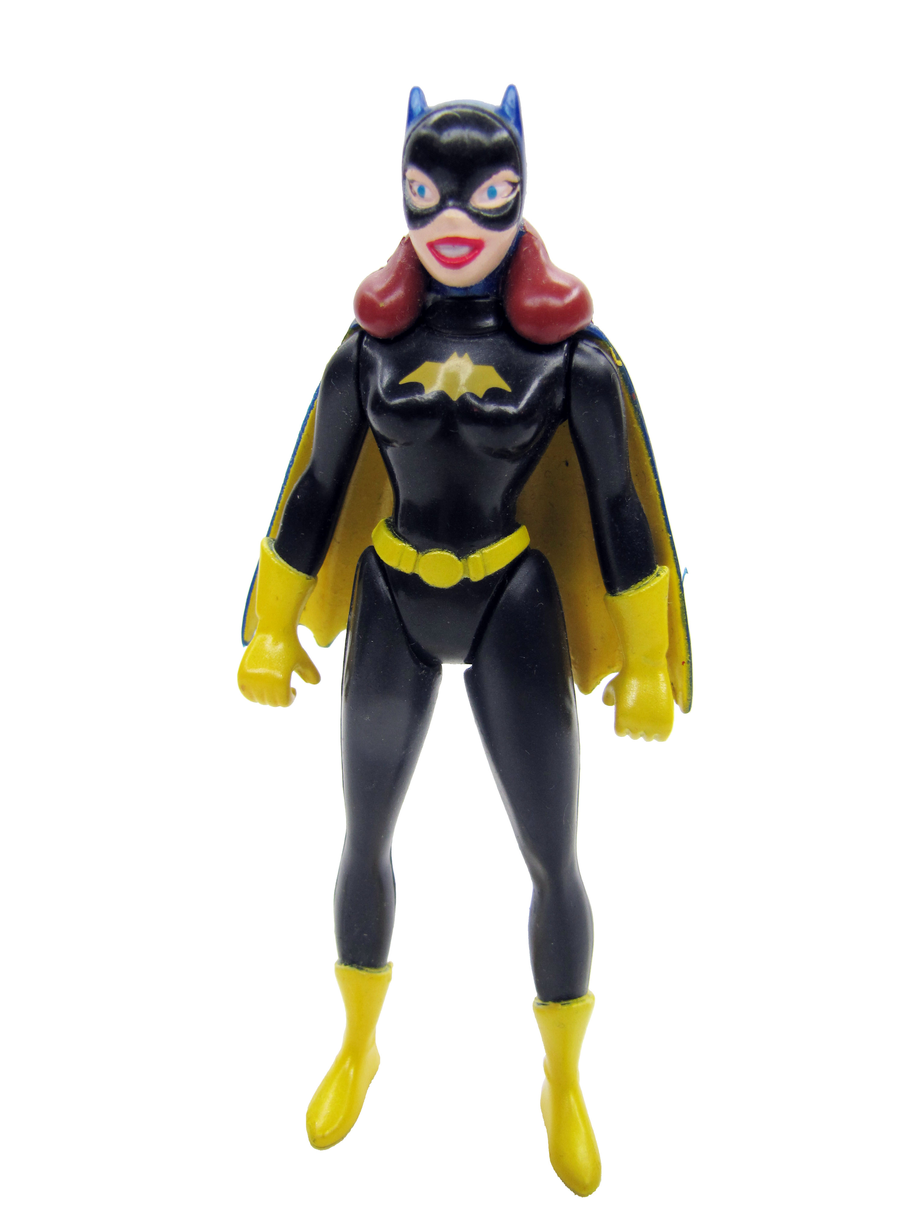 1998 The New Batman Adventures KNIGHT FORCE HERO COLLECTION BATGIRL Complete