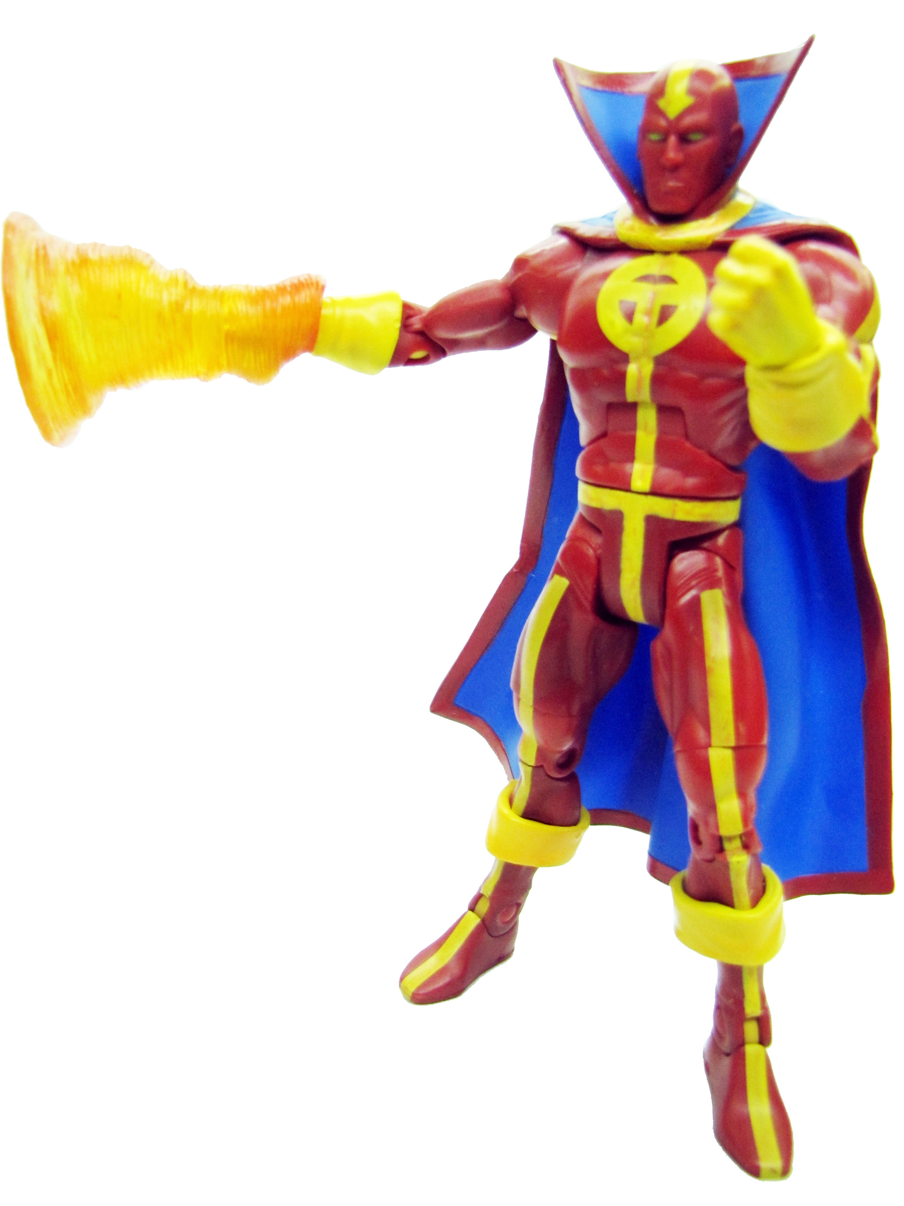 DC Universe Classics Wave 1 Red Tornado Complete