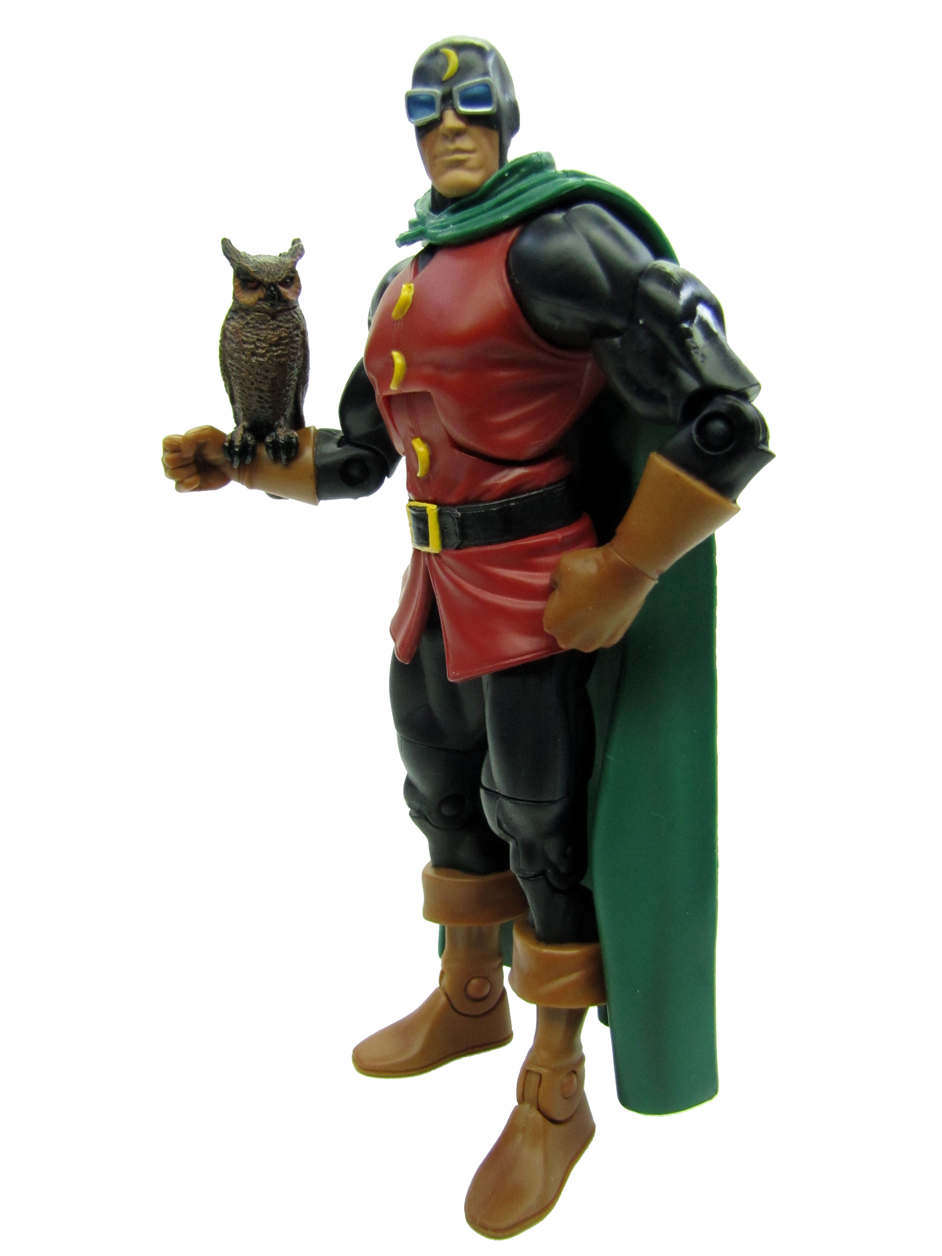 DC Universe Classics Wave 12 Doctor Midnite Complete