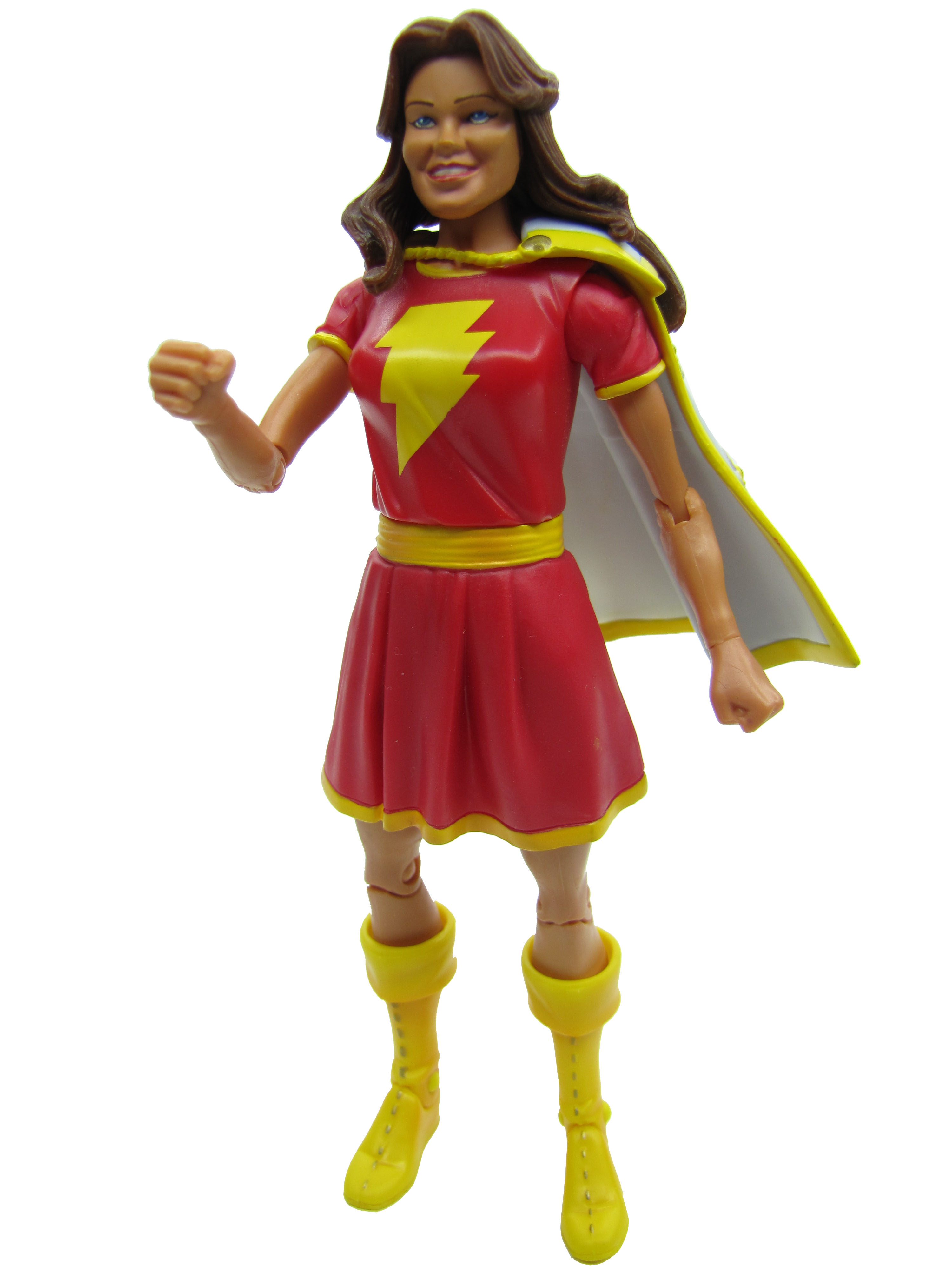 DC Universe Classics Wave 12 Mary Marvel Complete