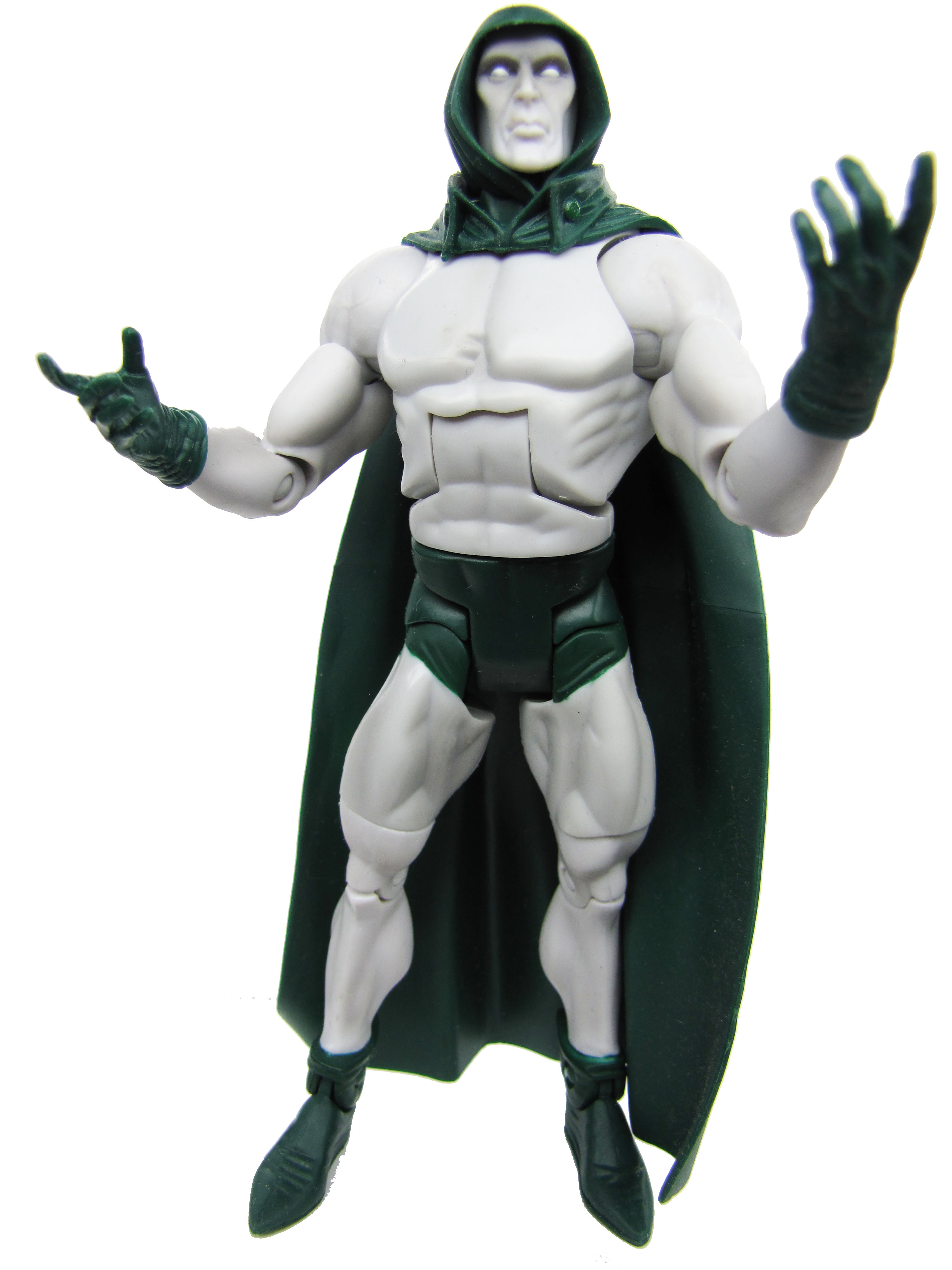 2010 DC Universe Classics Wave 12 THE SPECTER Complete