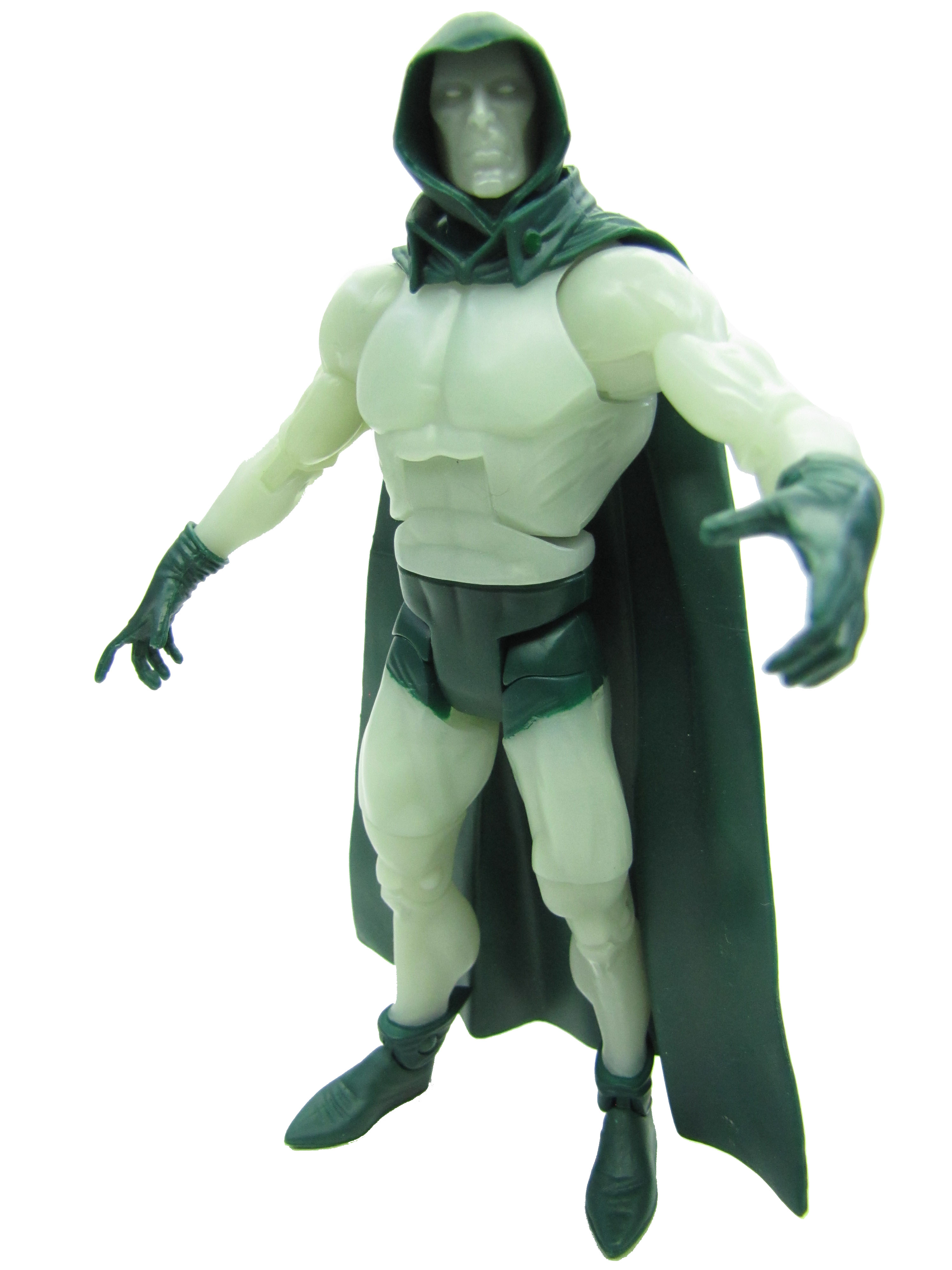 DC Universe Classics Wave 12 The Specter Variant Complete