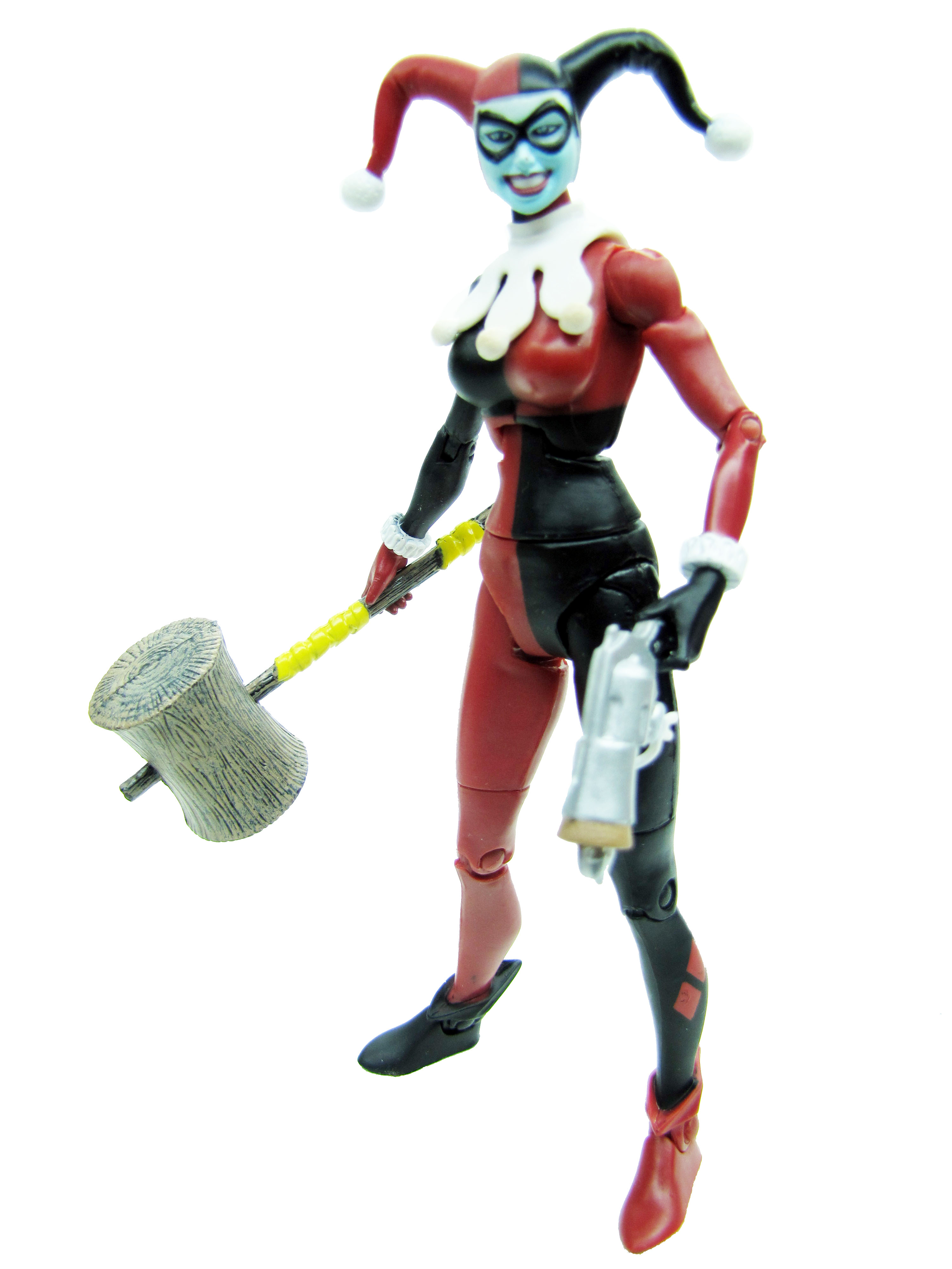 DC Universe Classics Wave 2 Harley Quinn Complete