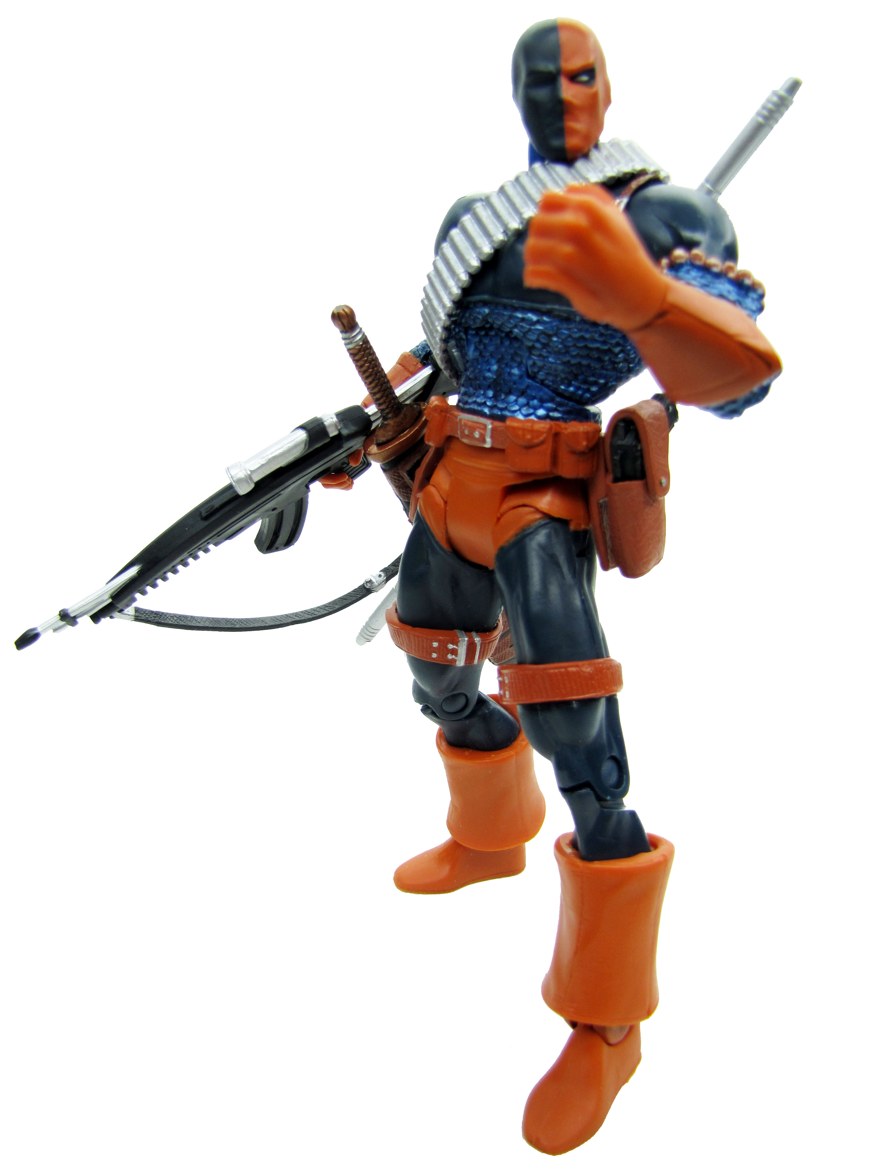 DC Universe Classics Wave 3 Deathstroke The Terminator Complete