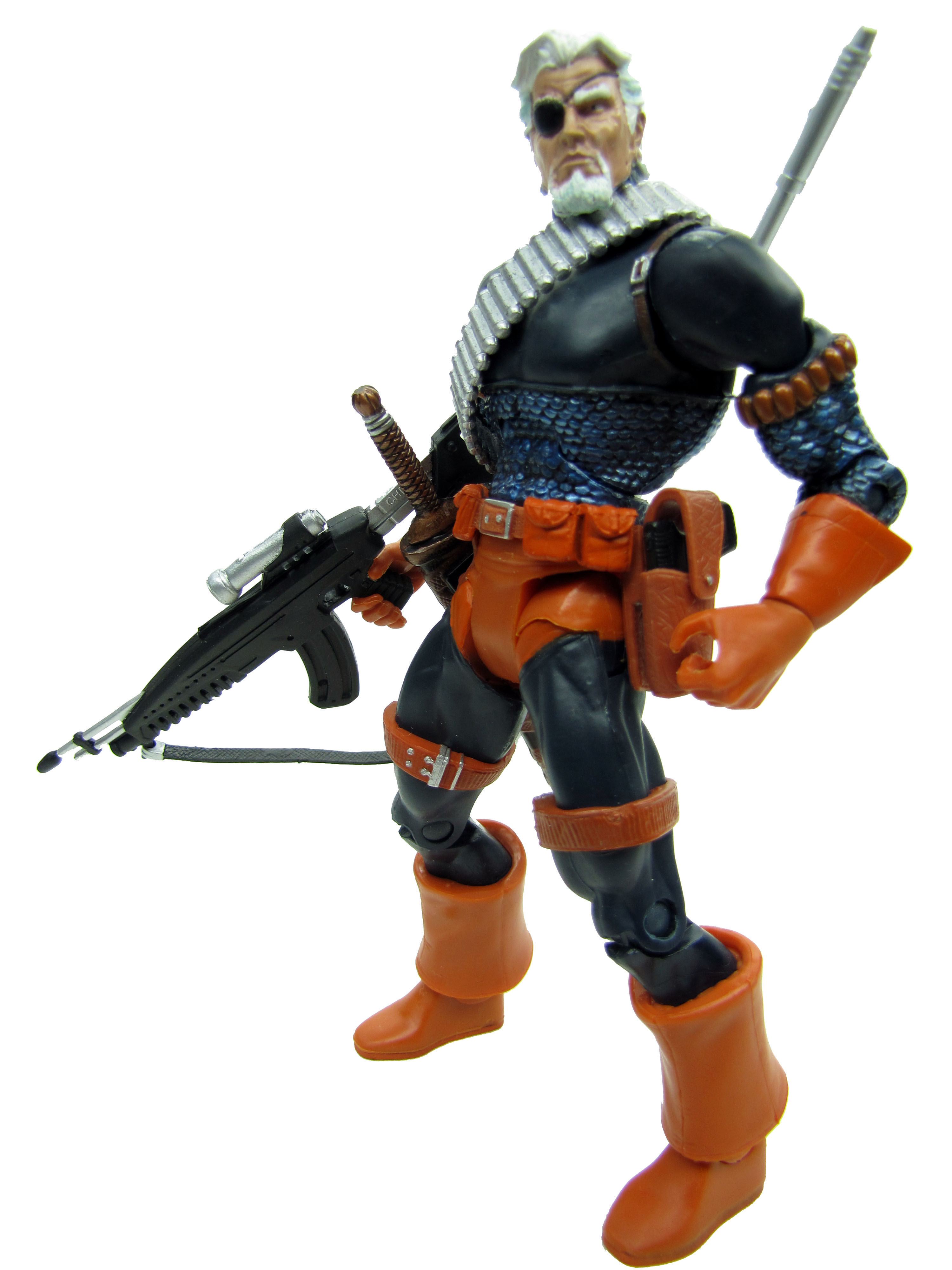 DC Universe Classics Wave 3 Deathstroke Unmasked Complete