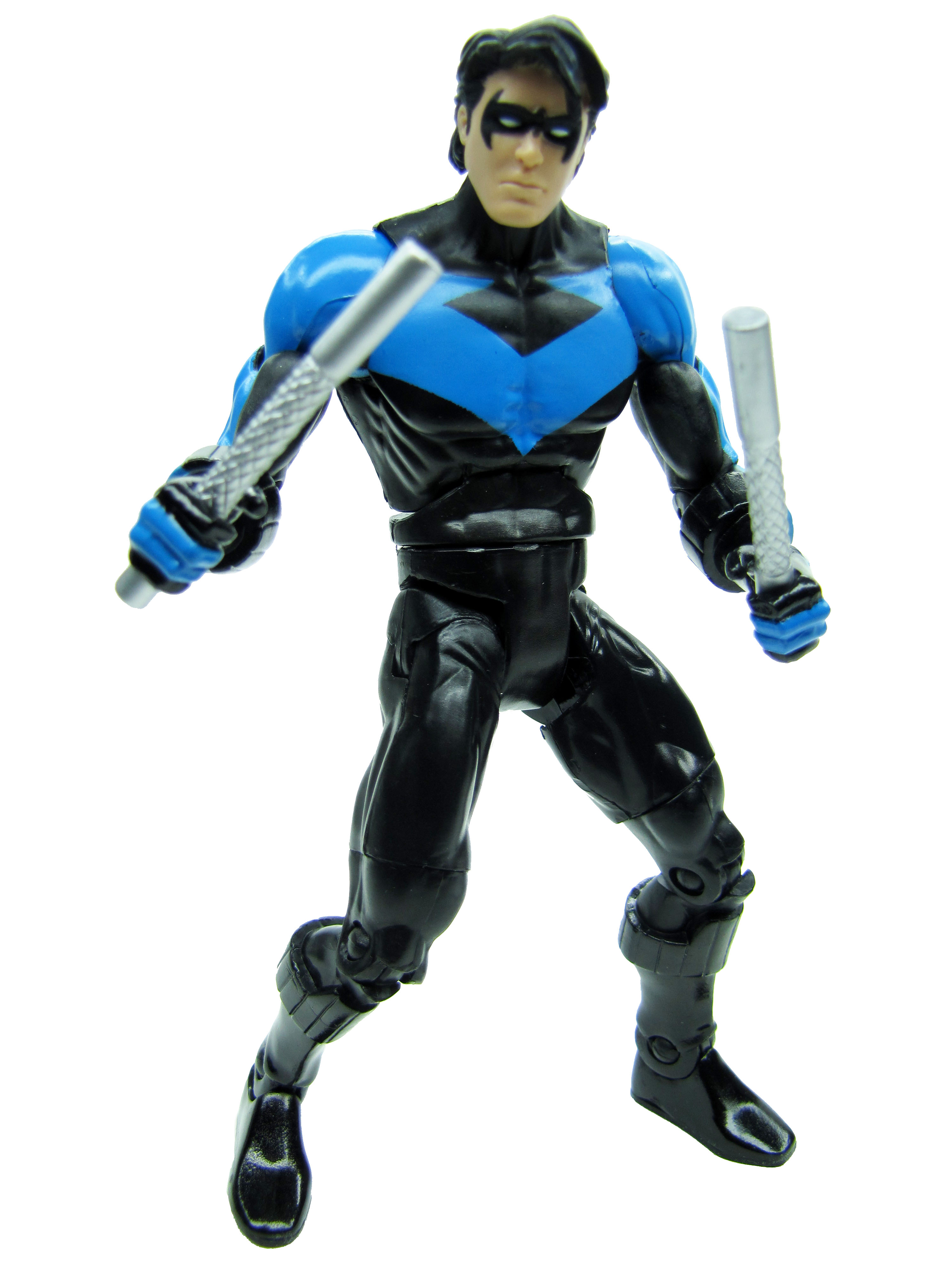 DC Universe Classics Wave 3 Nightwing Complete