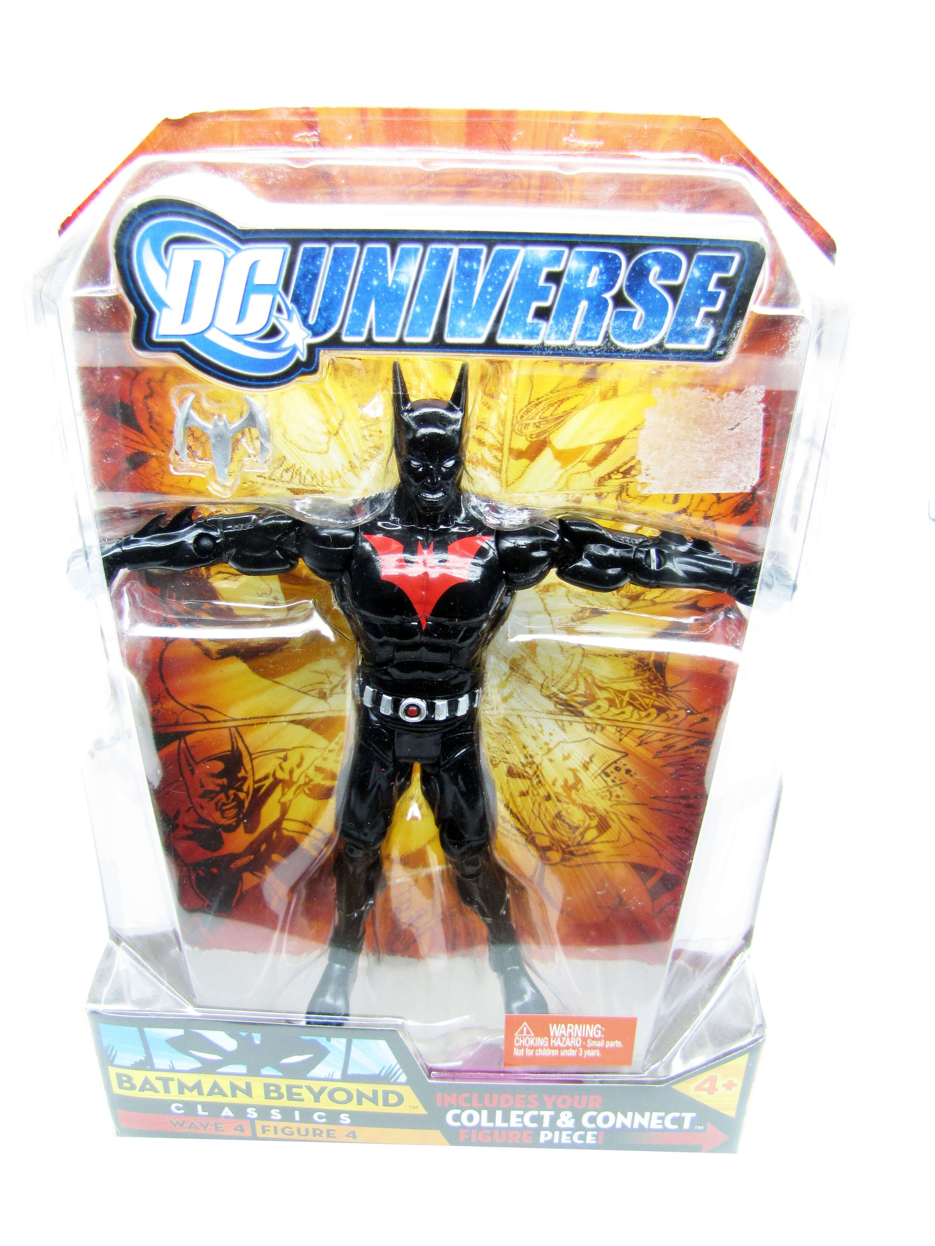 DC Universe Classics Wave 4 Batman Beyond Sealed