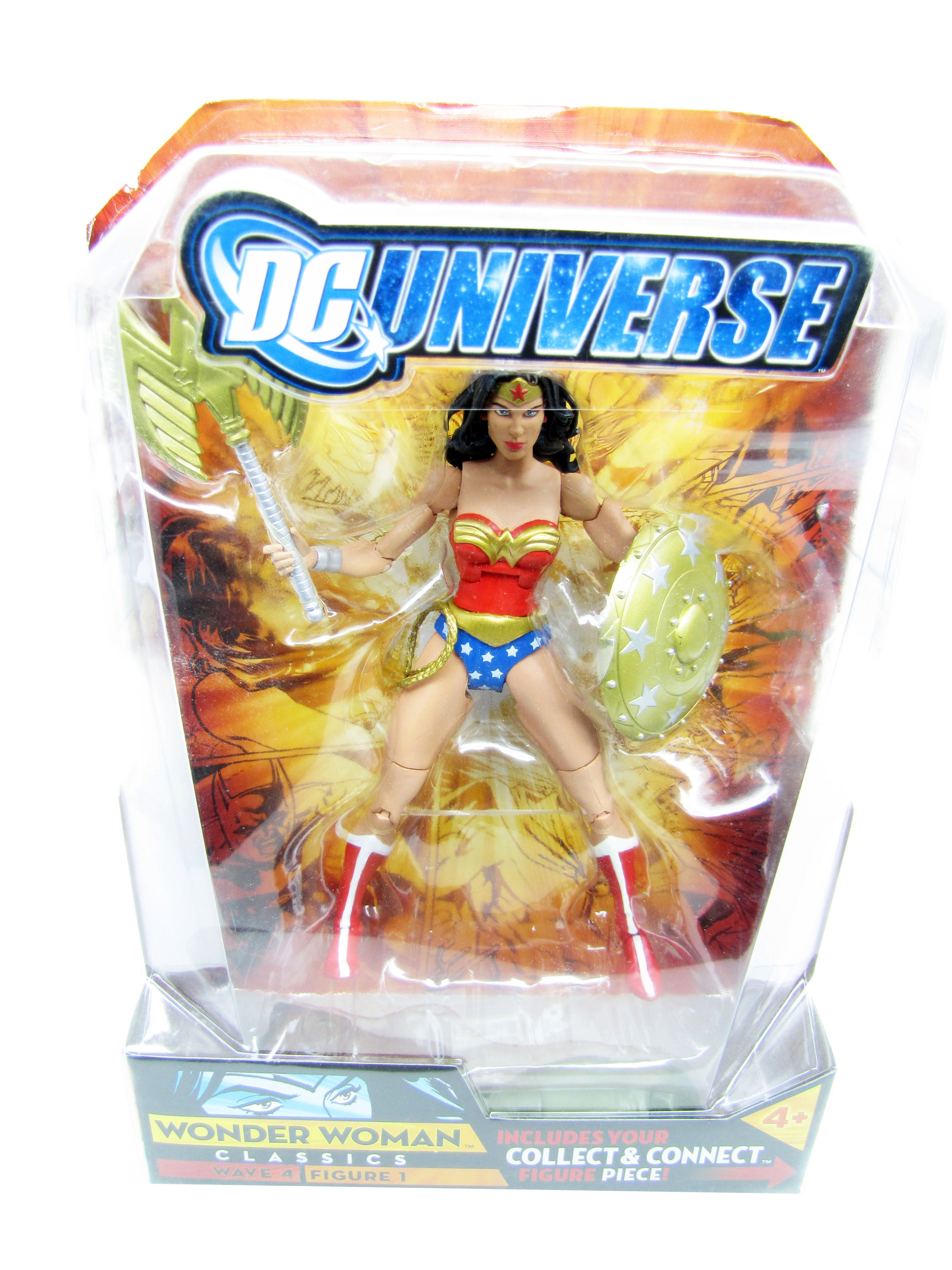 DC Universe Classics Wave 4 Wonder Woman Sealed