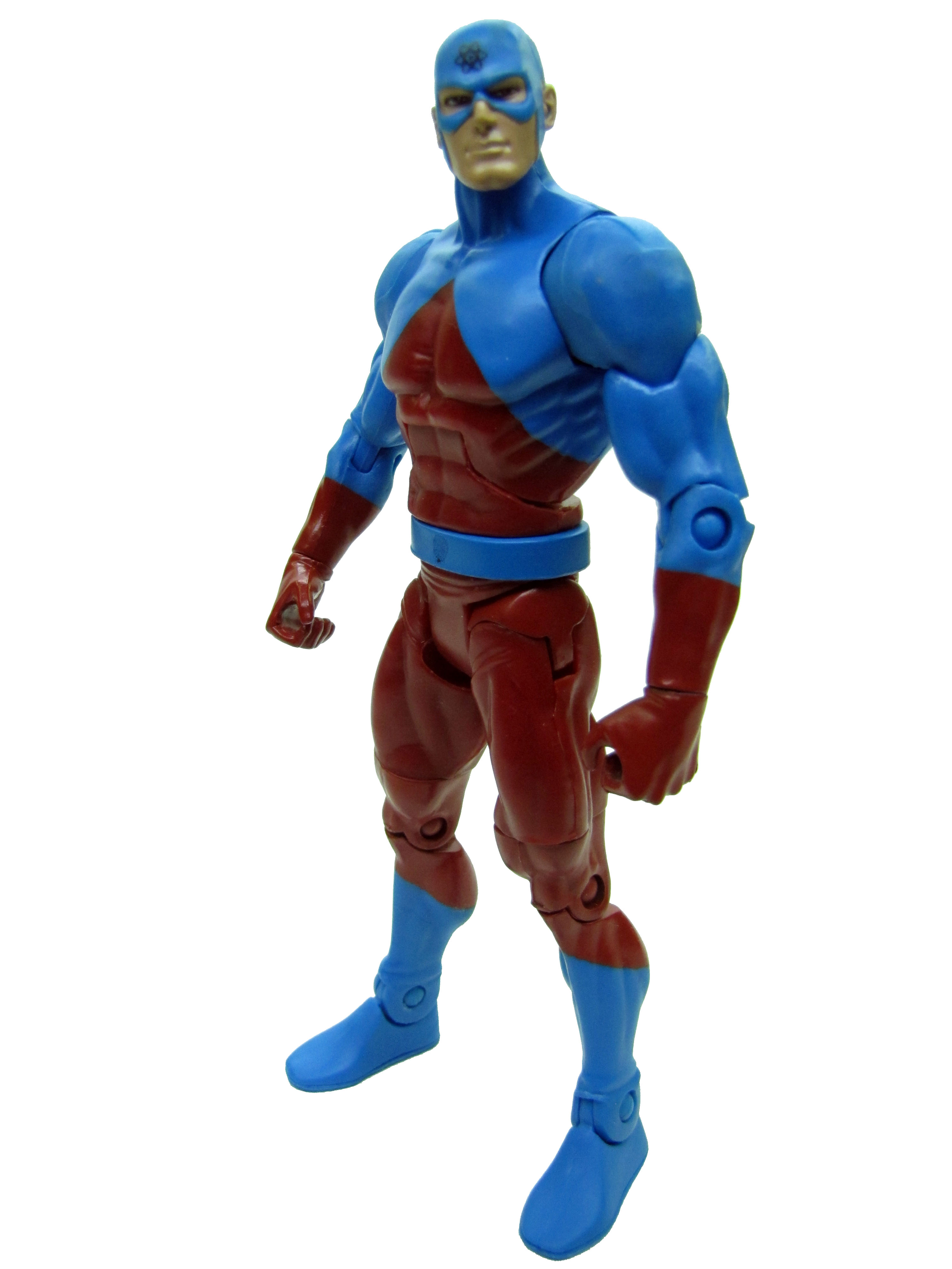 DC Universe Classics Wave 5 The Atom Complete