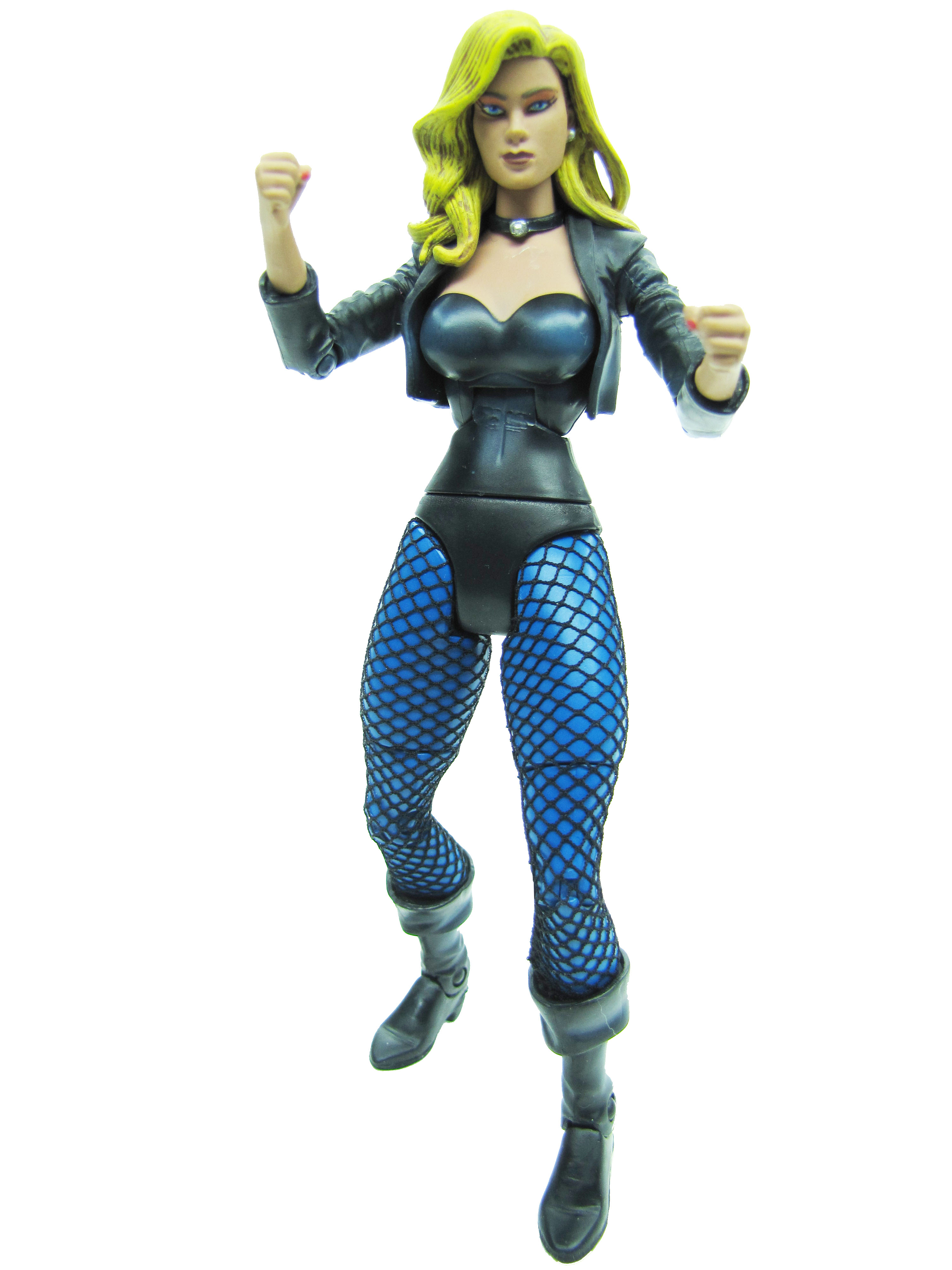 DC Universe Classics Wave 9 Black Canary Complete