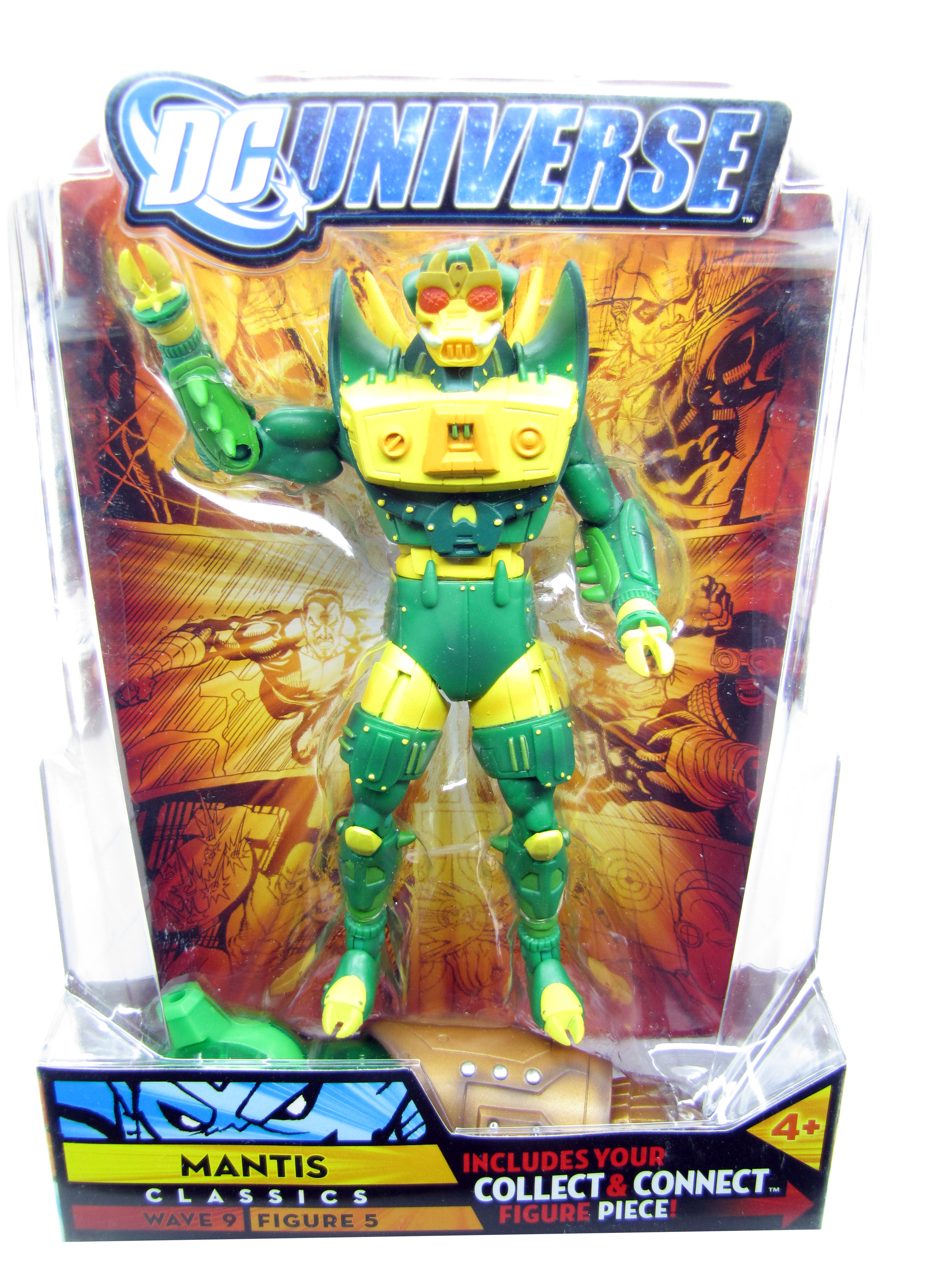 DC Universe Classics Wave 9 Mantis Sealed