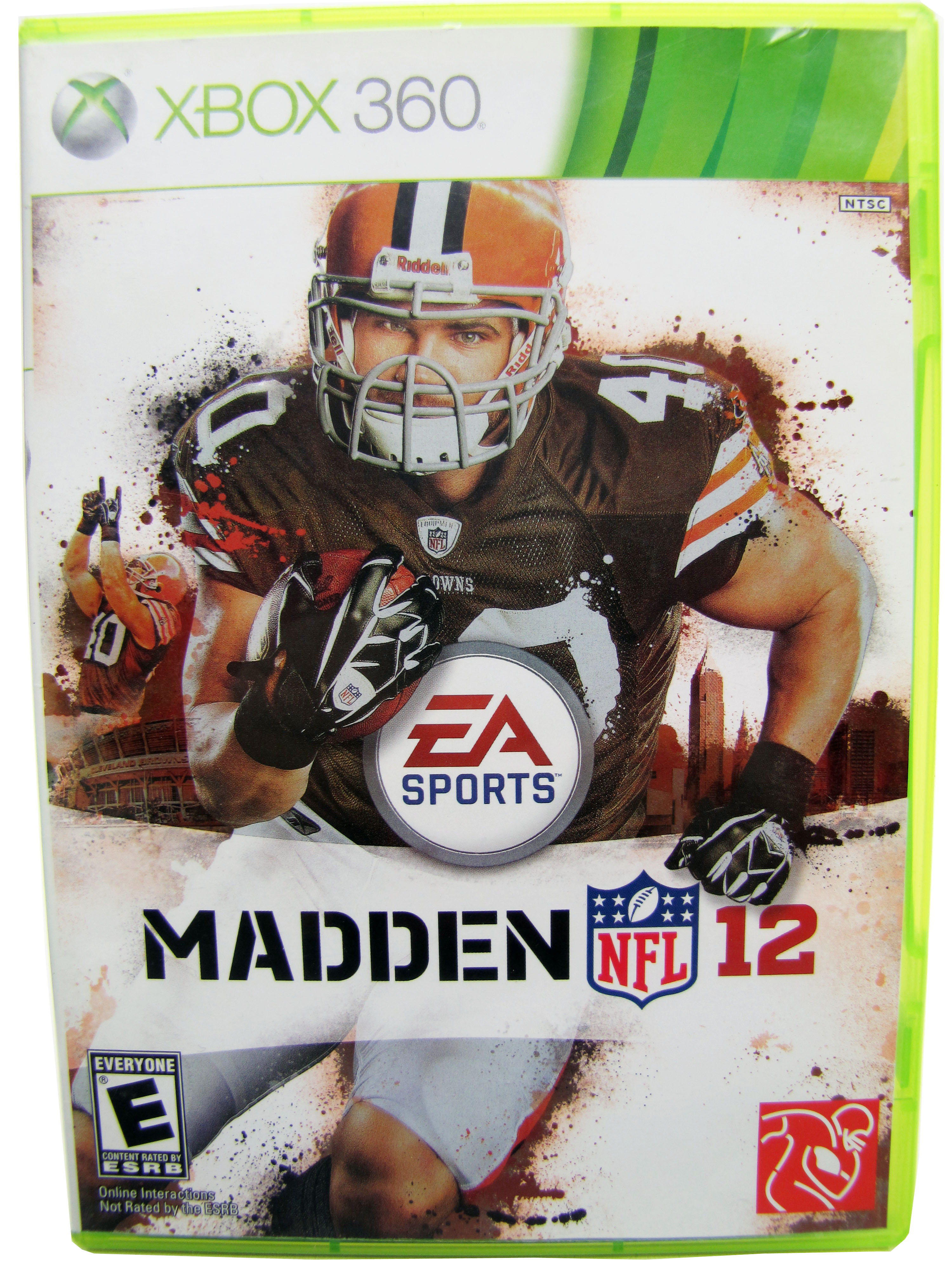 XBOX 360 Madden NFL '12 Complete - 2011