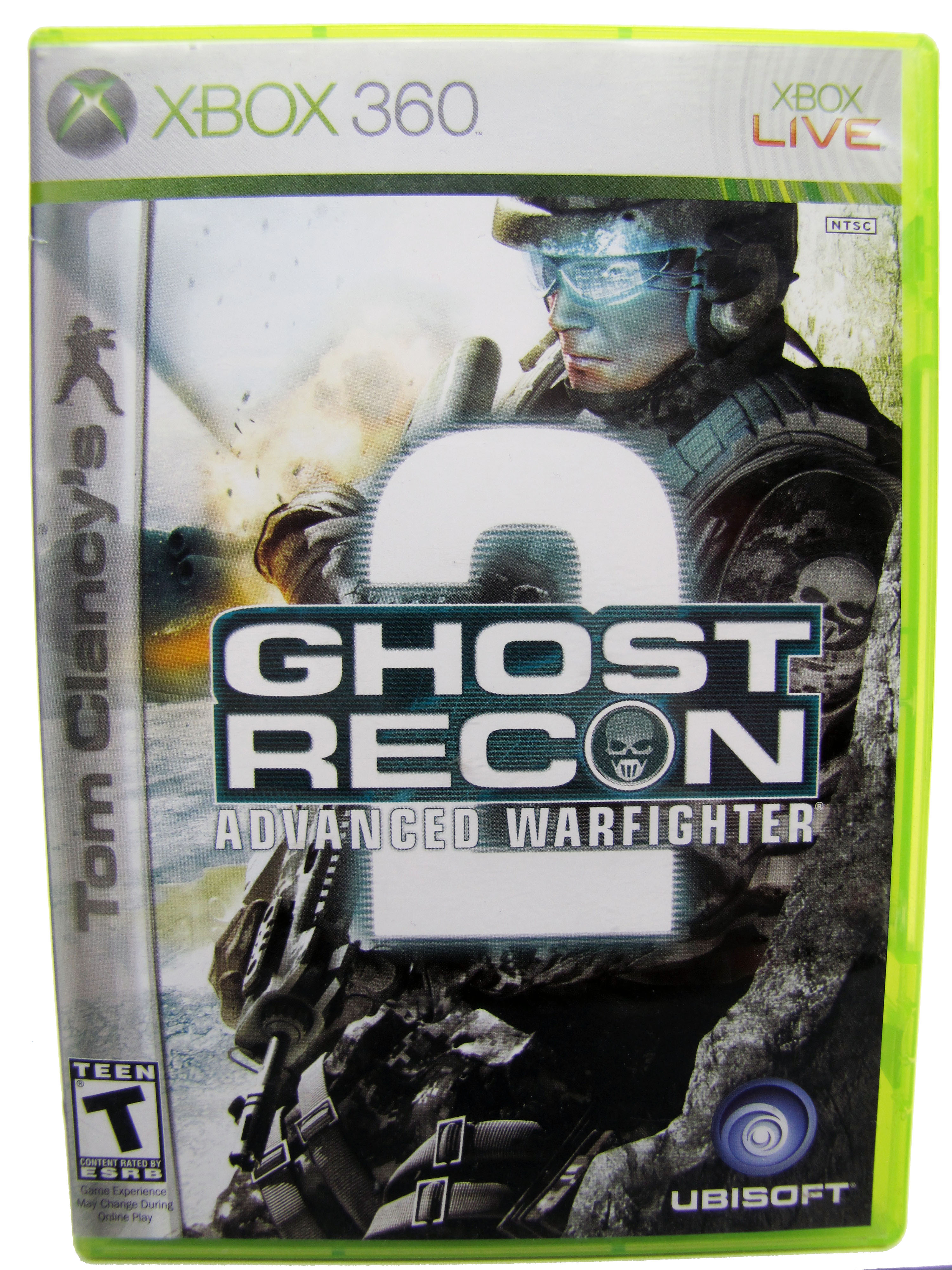 XBOX 360 Tom Clancy's Ghost Recon: Advanced Warfighter 2 - 2007